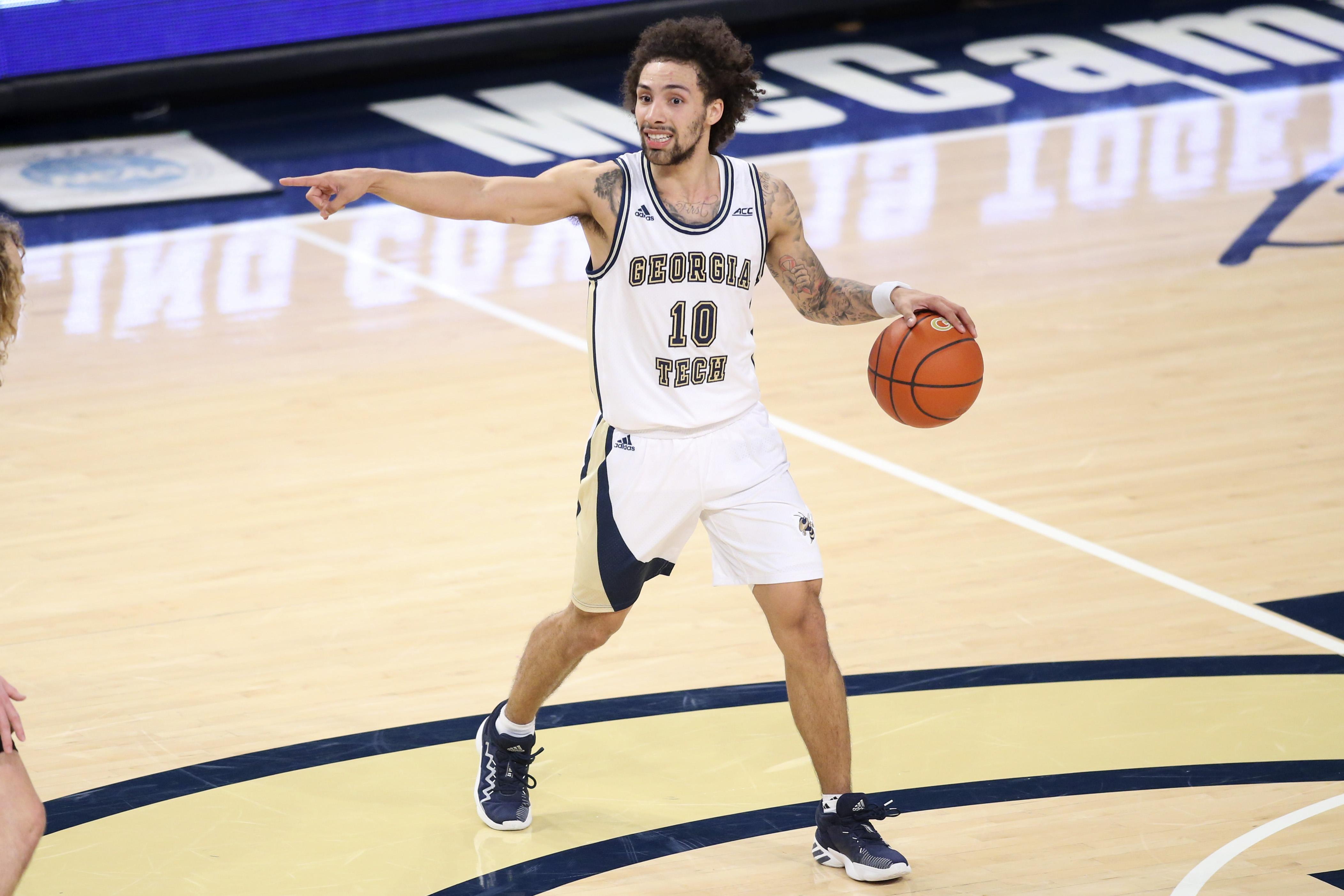 NCAA Basketball: Wake Forest at Georgia Tech