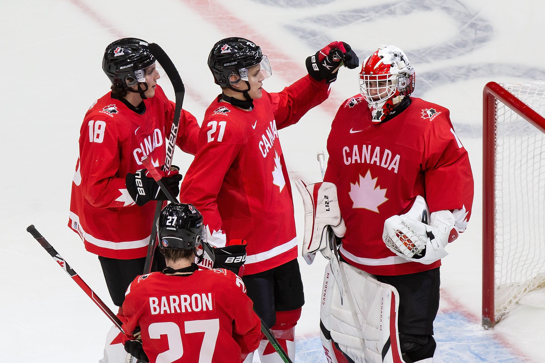 Canada v Czech Republic: Quarterfinals - 2021 IIHF World Junior Championship