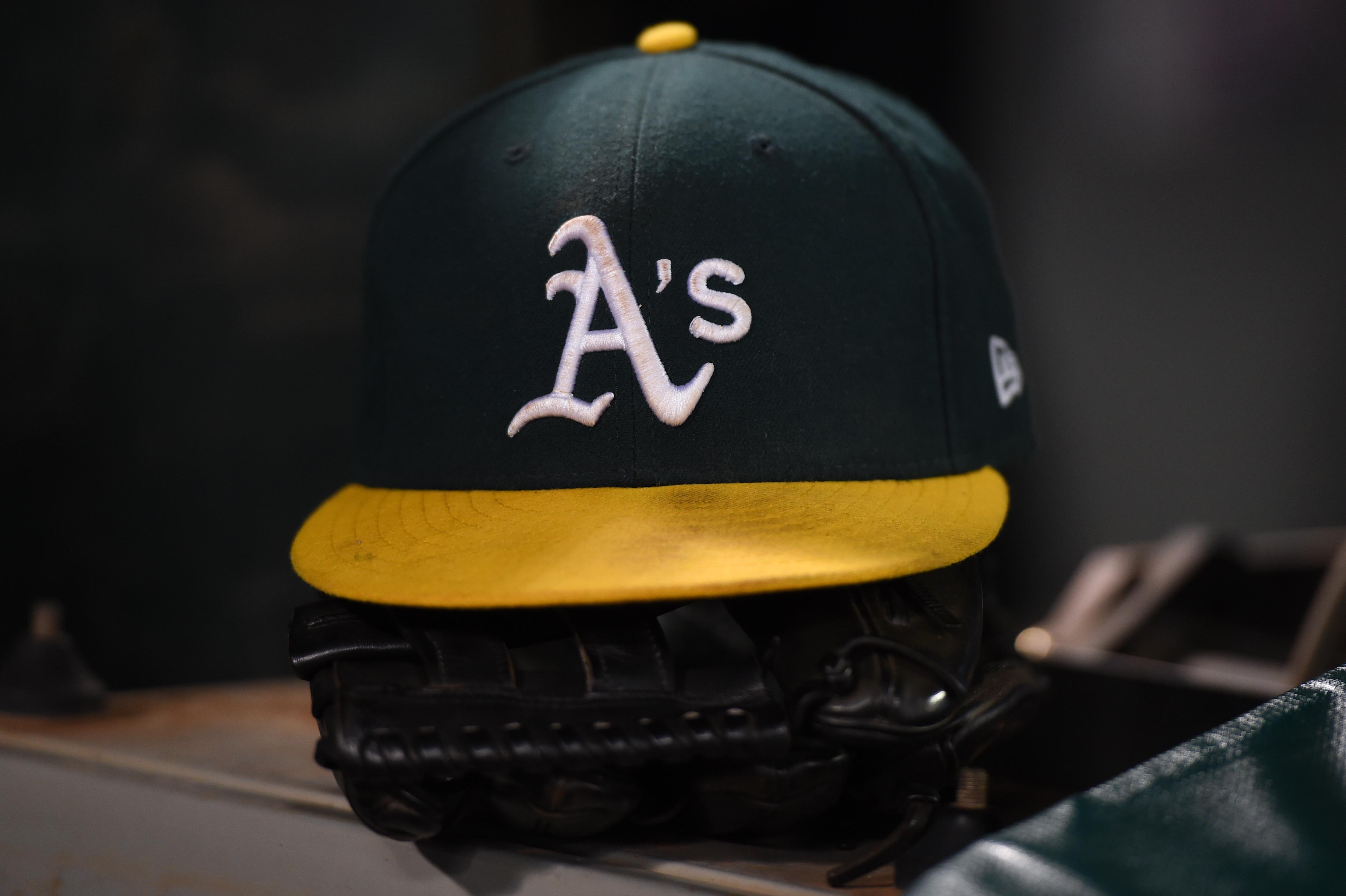 MLB: SEP 17 Royals at Athletics