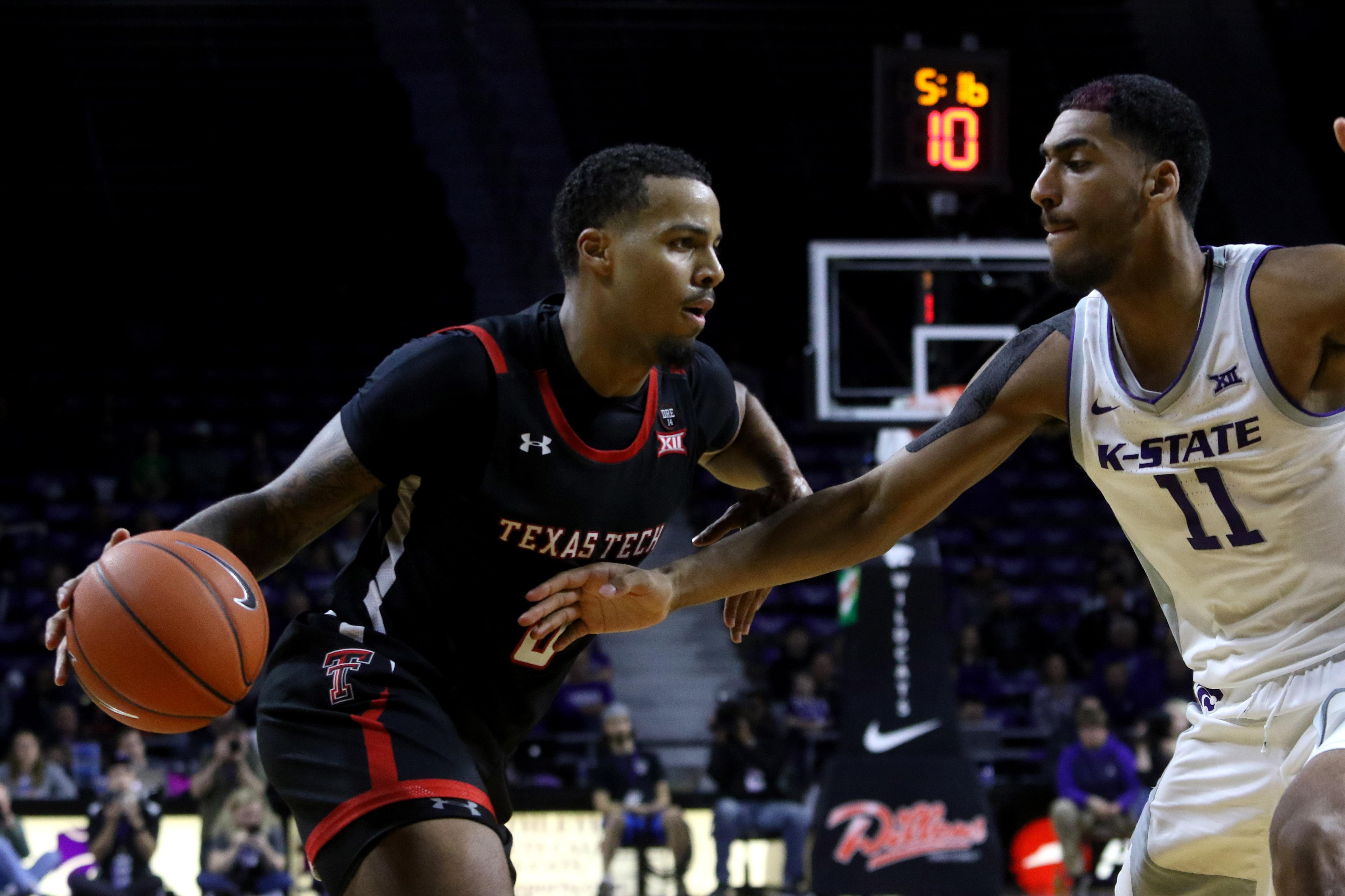 NCAA Basketball: Texas Tech at Kansas State