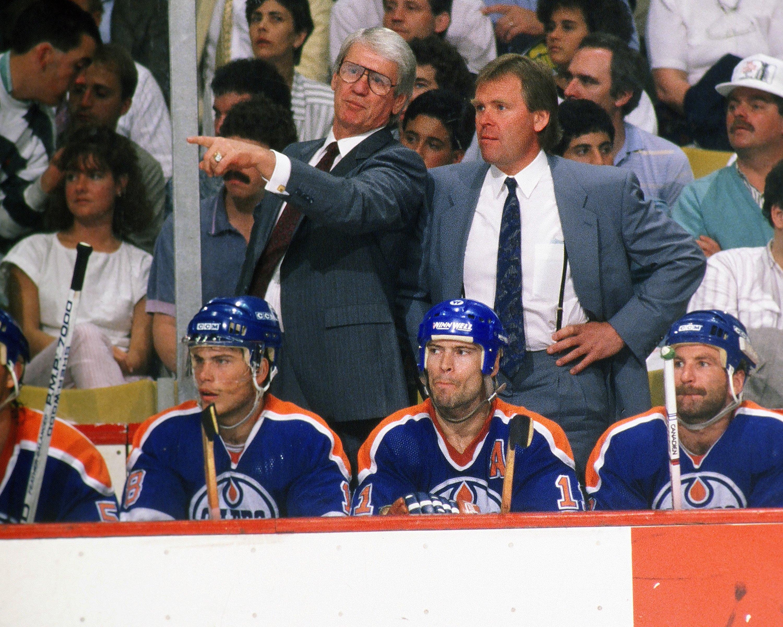 Edmonton Oilers v Boston Bruins