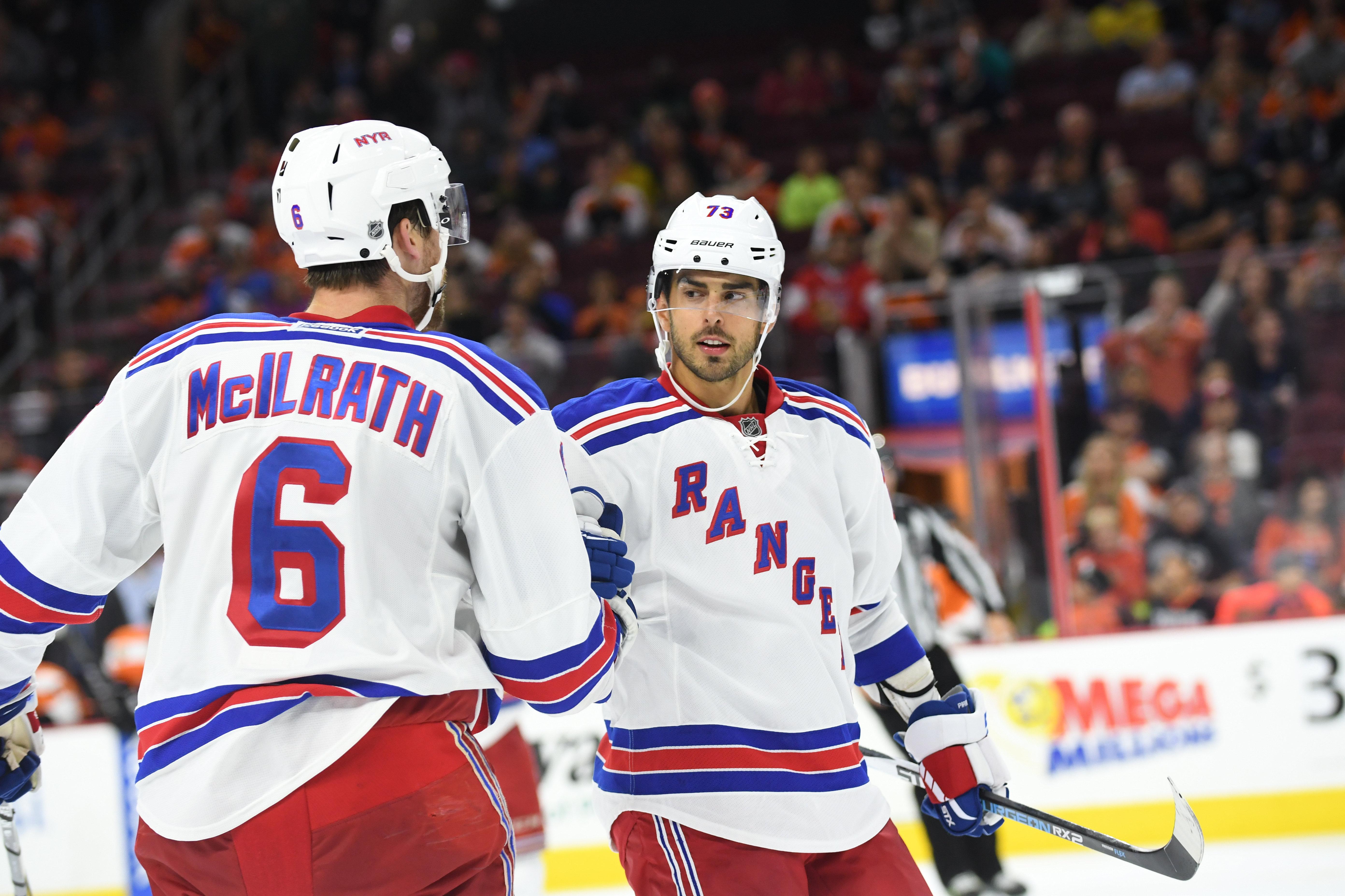NHL: OCT 03 Preseason - Rangers at Flyers