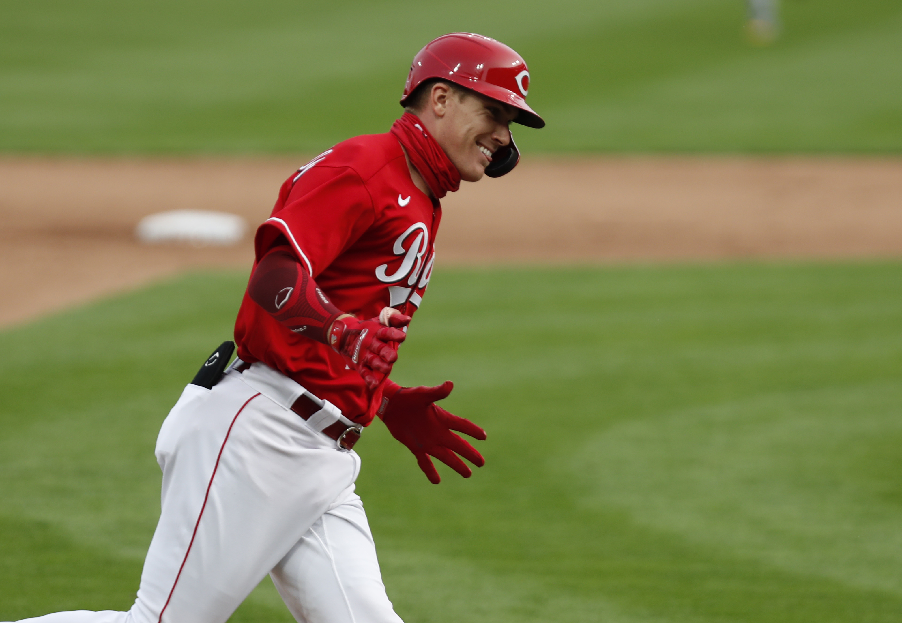 MLB: Game One-Pittsburgh Pirates at Cincinnati Reds
