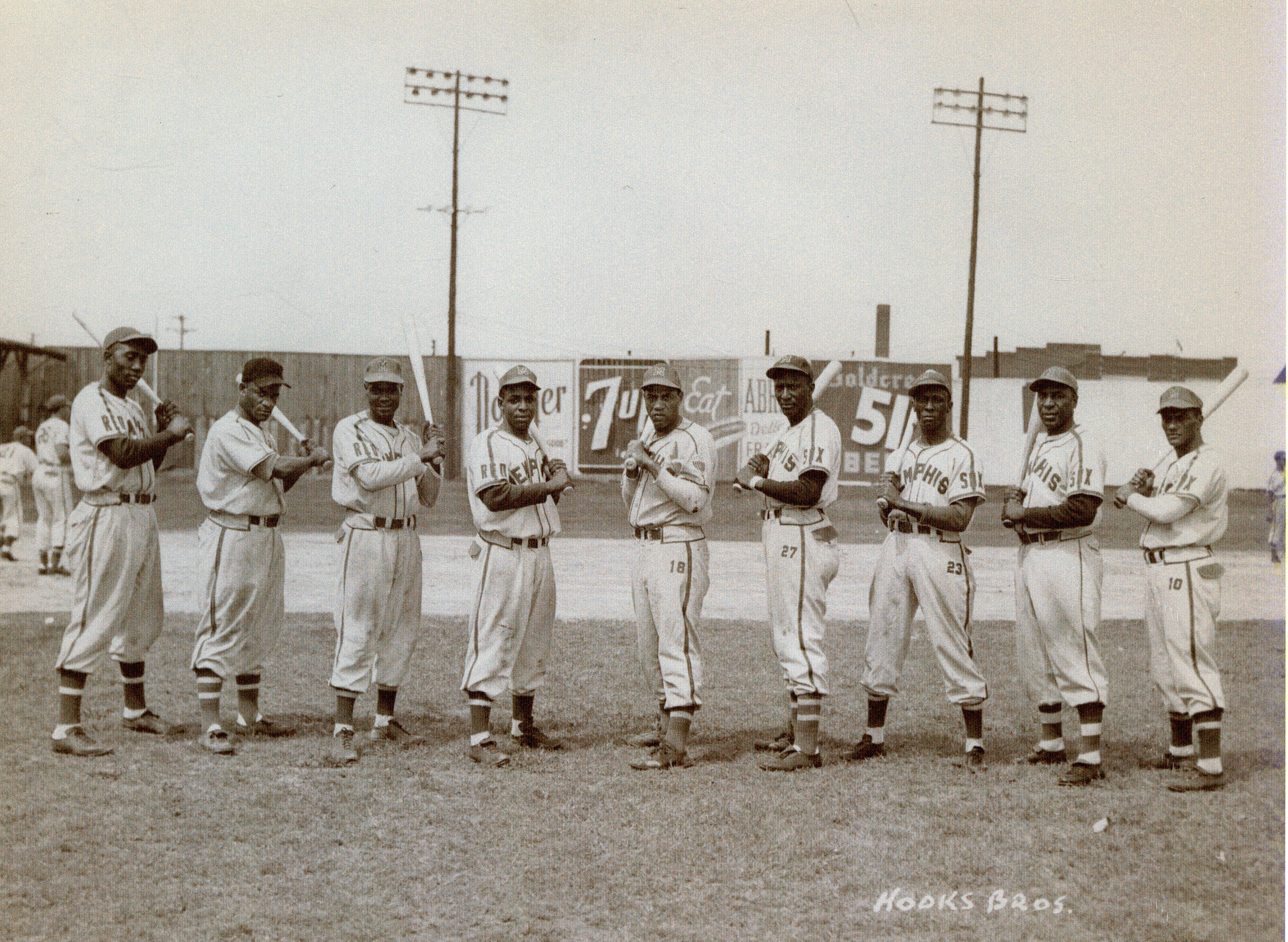 1949 Memphis Red Sox