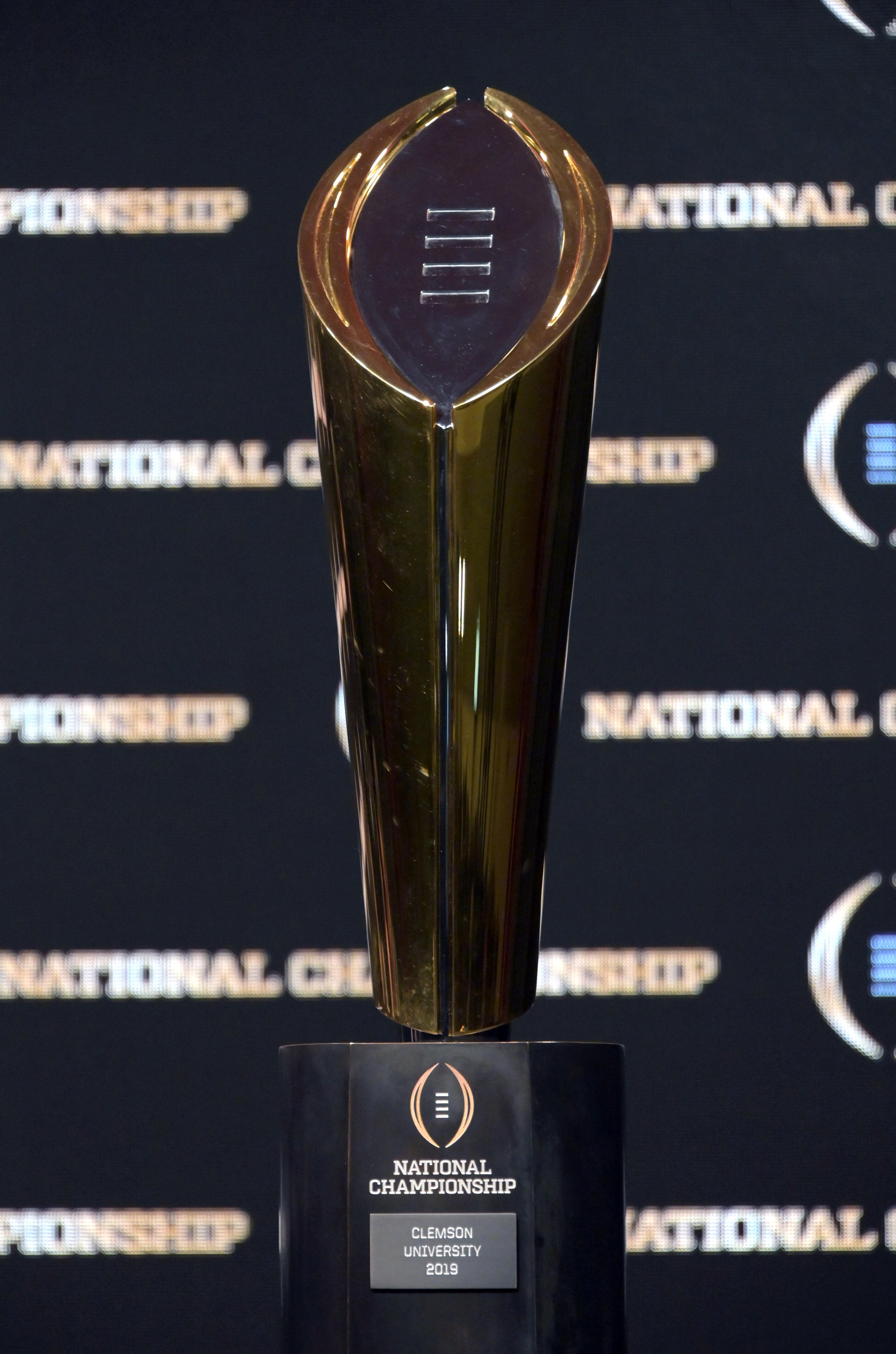 NCAA Football: College Football Playoff-Champions Press Conference