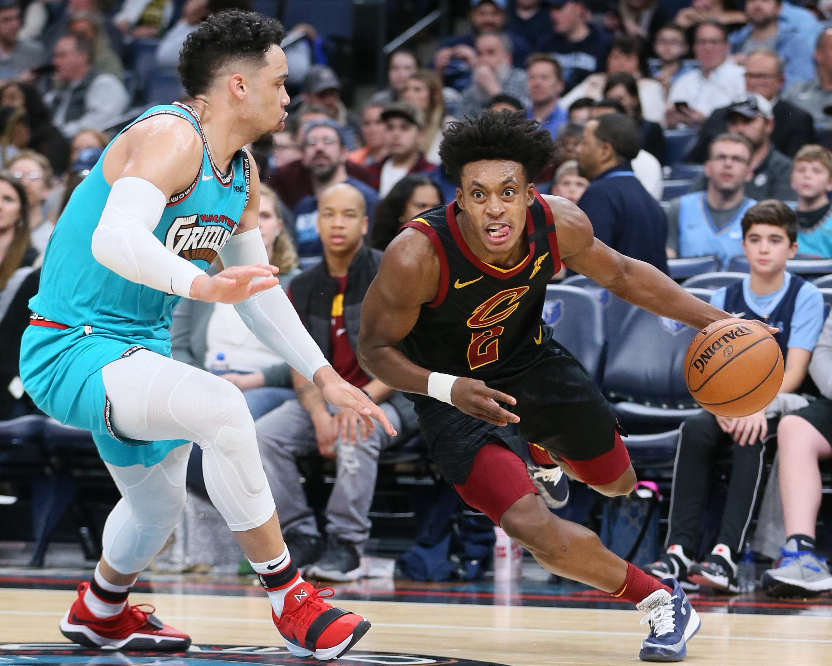 NBA: Cleveland Cavaliers at Memphis Grizzlies