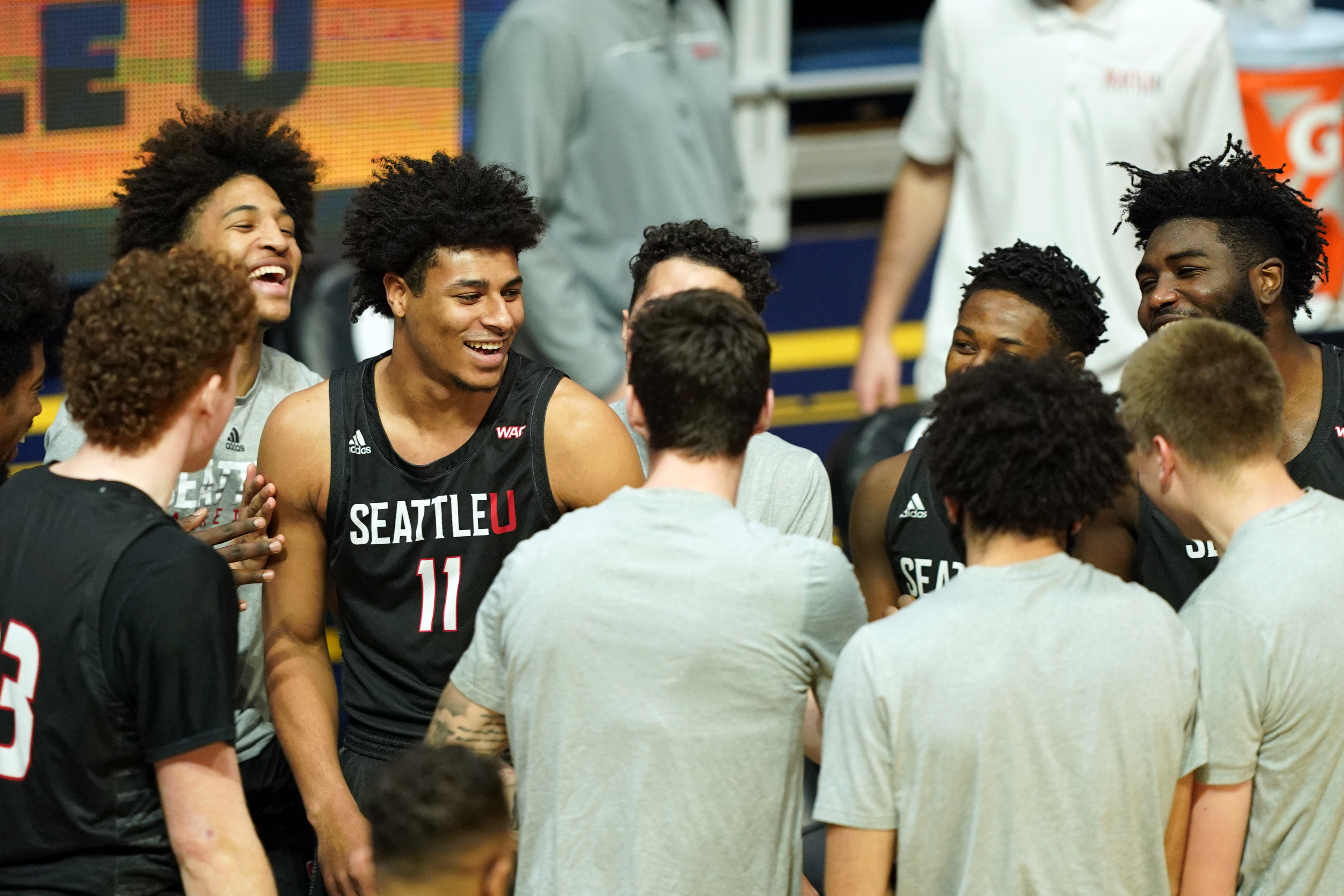 NCAA Basketball: Seattle at California
