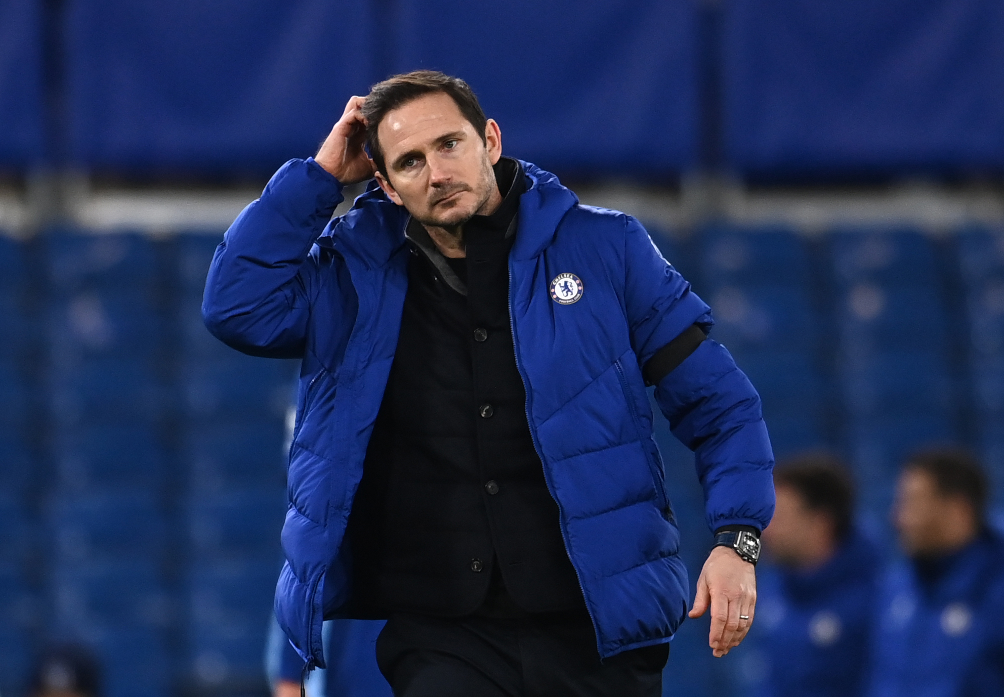 Chelsea v Manchester City - Premier League - Stamford Bridge