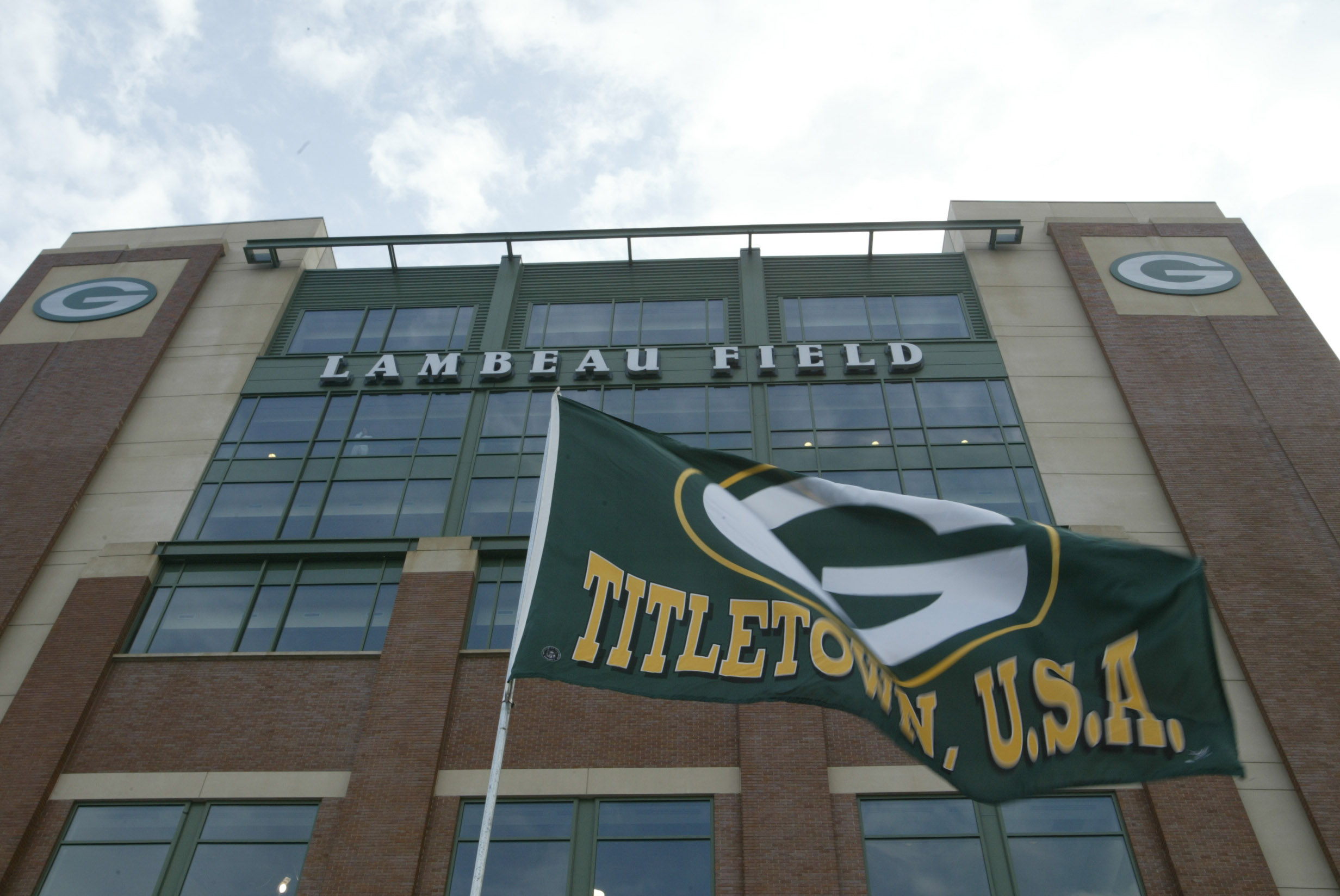 NFL 2005: Tampa Bay Buccaneers at Green Bay Packers