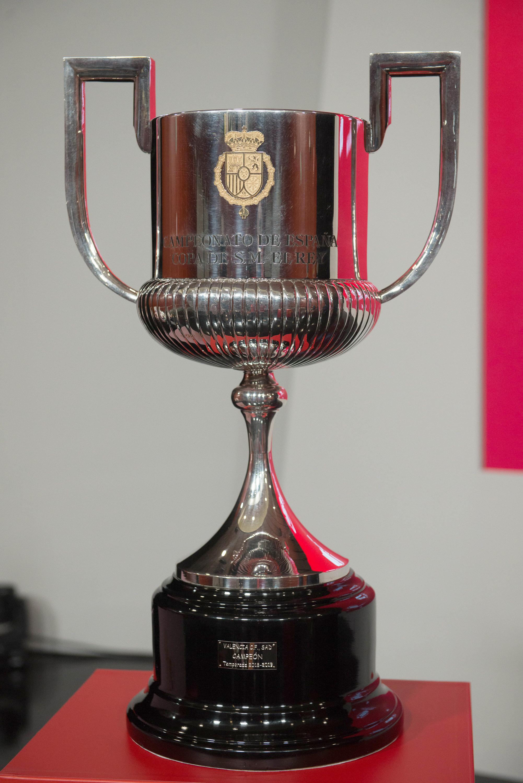 Copa Del Rey Draw