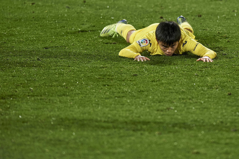 ESP: Villarreal CF - Elche CF. La Liga Santander.