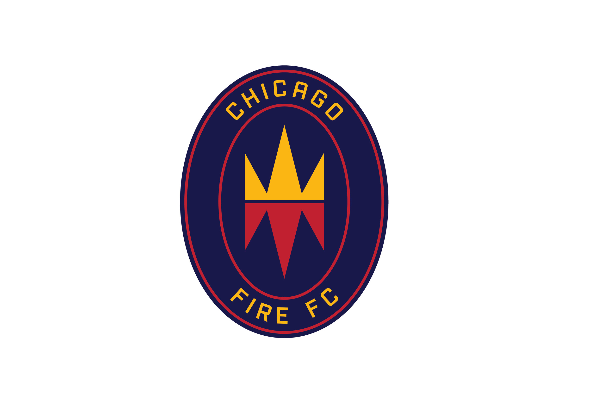 The Fire will have a new logo for the 2022 season, and the badge released in 2019 (above) will be worn in 2021 then retired.