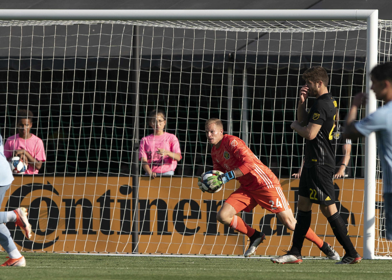 SOCCER: JUN 23 MLS - Sporting Kansas City at Columbus Crew SC