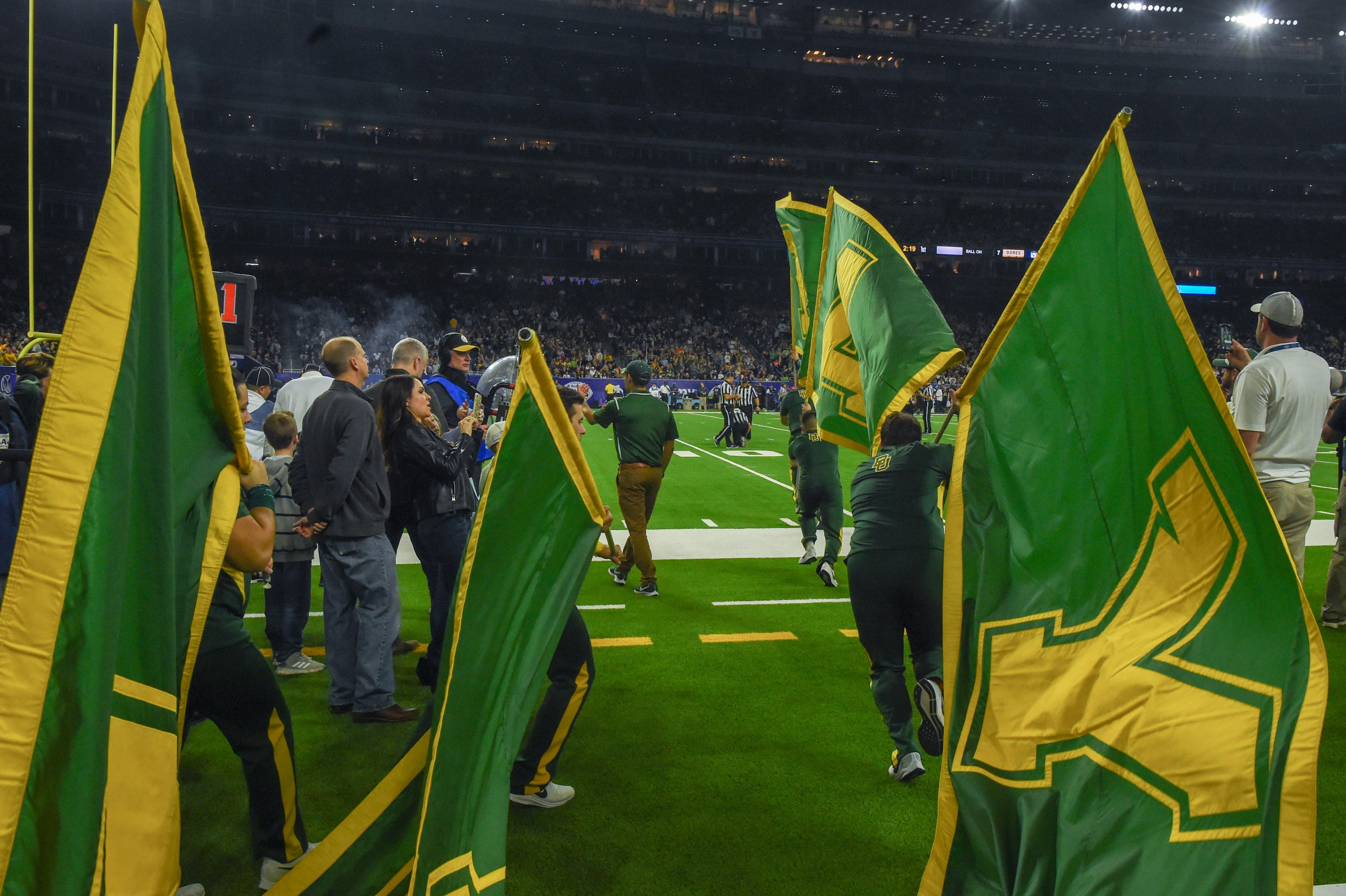 COLLEGE FOOTBALL: DEC 27 Texas Bowl - Baylor v Vanderbilt