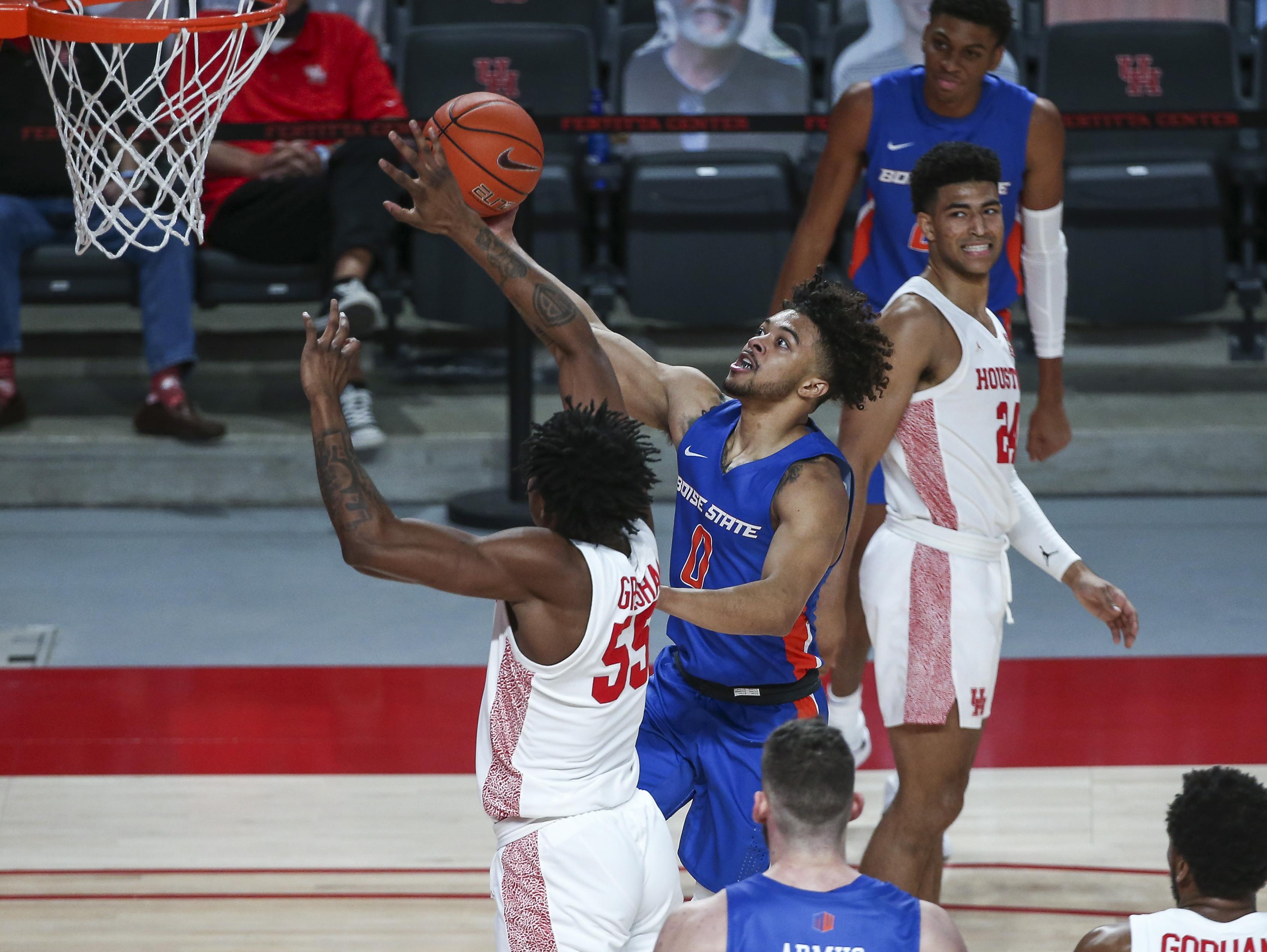 NCAA Basketball: Boise State at Houston
