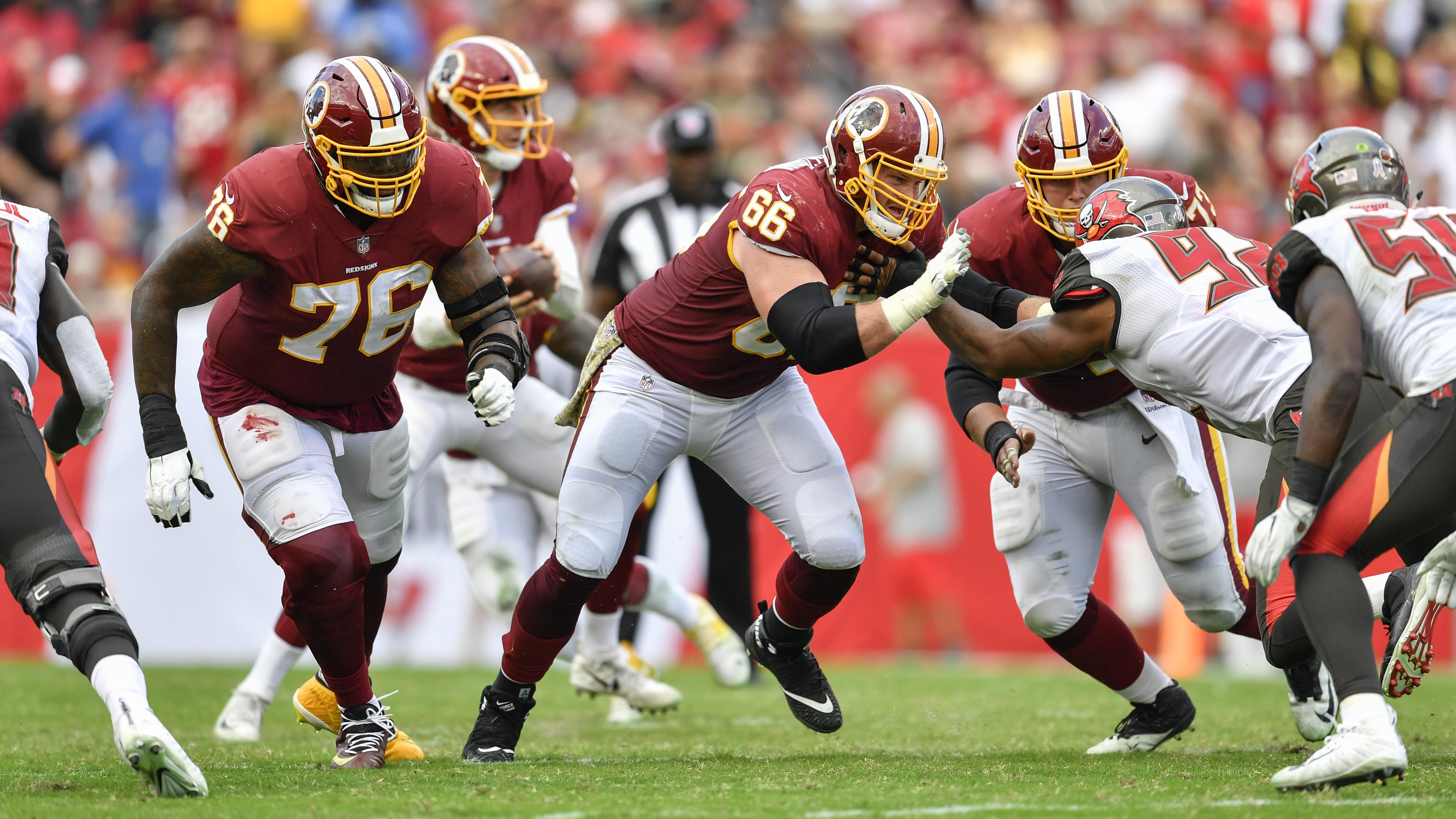 NFL: NOV 11 Redskins at Buccaneers