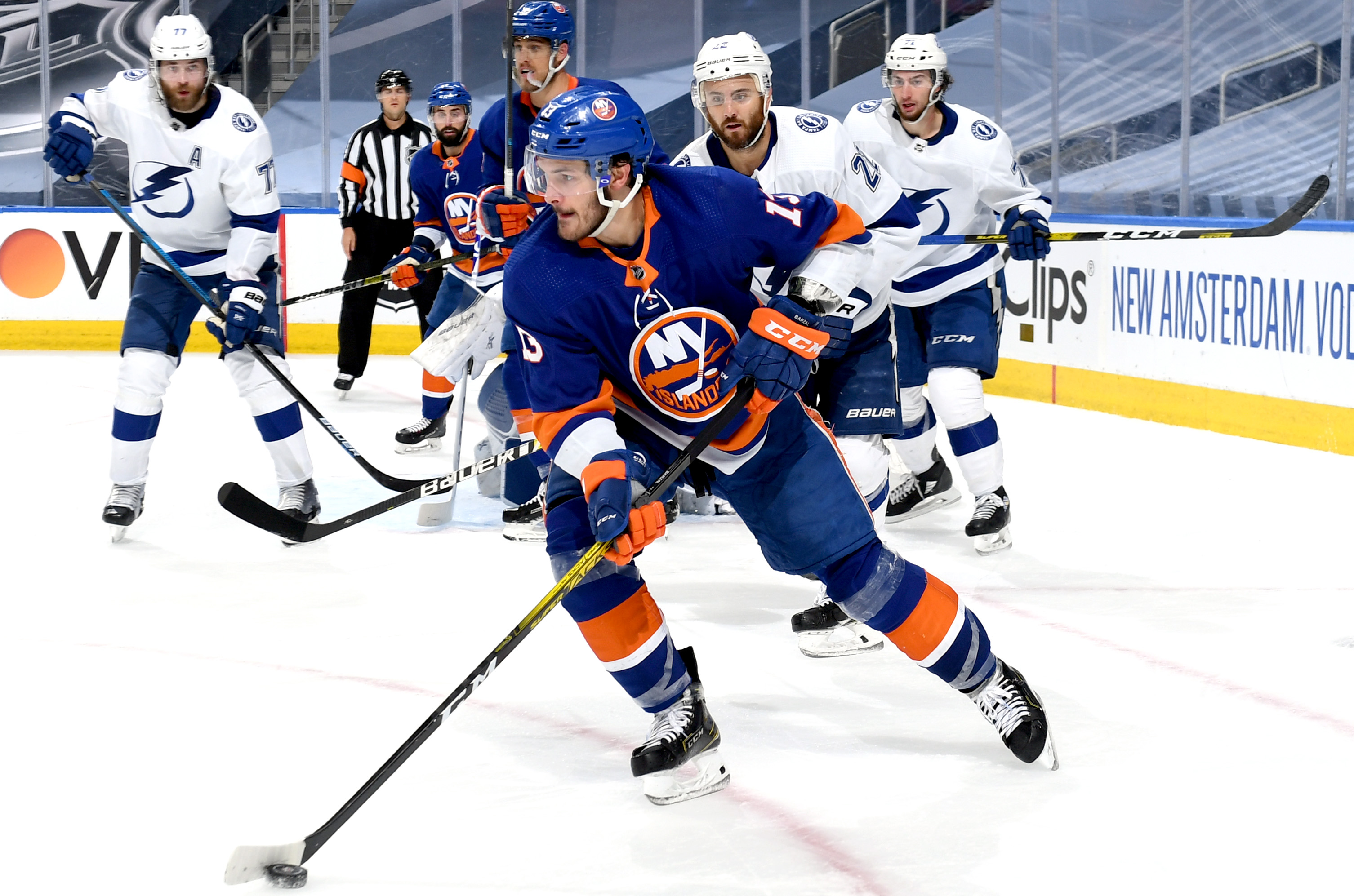 Tampa Bay Lightning v New York Islanders - Game Six