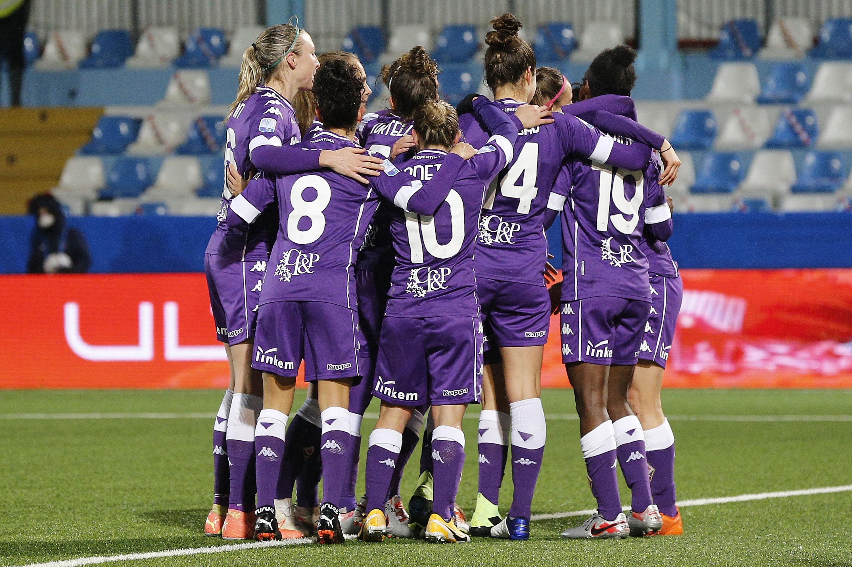 ACF Fiorentina v AC Milan - Women's Super Cup Semifinal