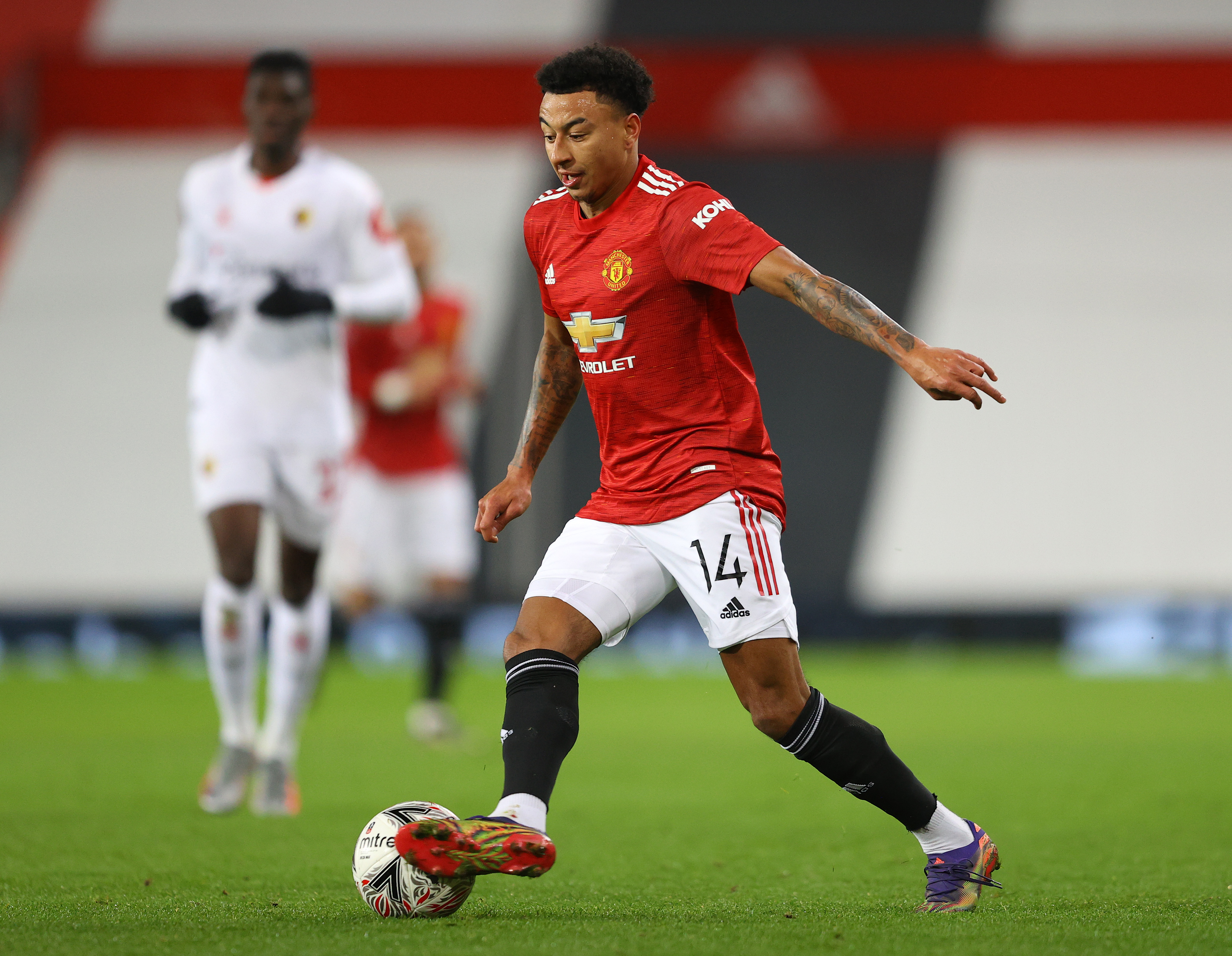 Manchester United v Watford - FA Cup Third Round