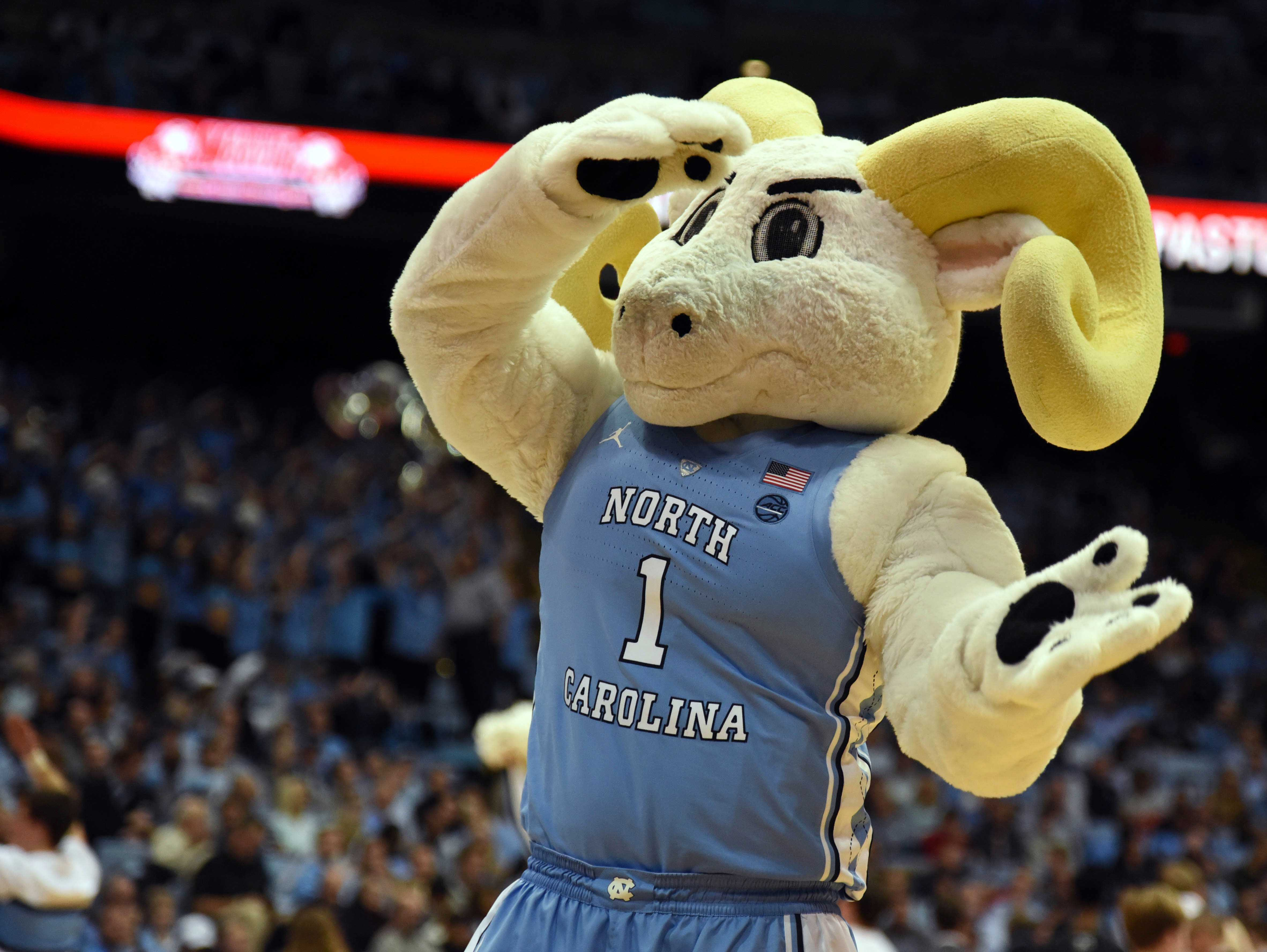 NCAA Basketball: Harvard at North Carolina