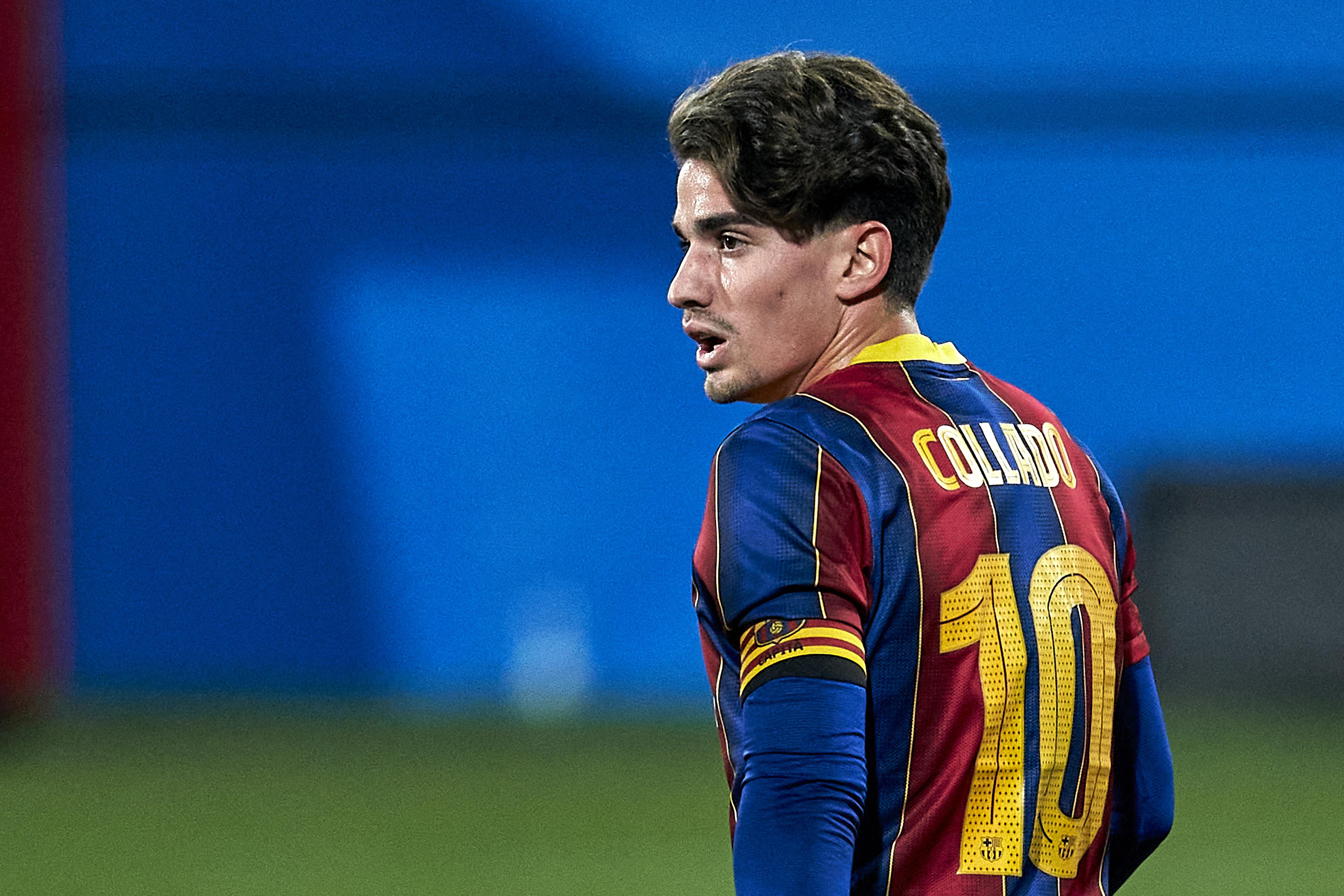 FC Barcelona B v RCD Espanyol B - Segunda Division B