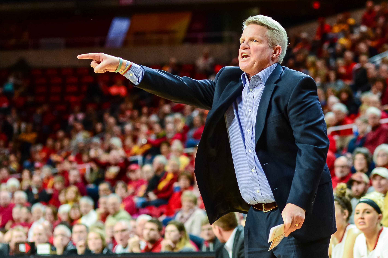 NCAA Womens Basketball: Baylor at Iowa State