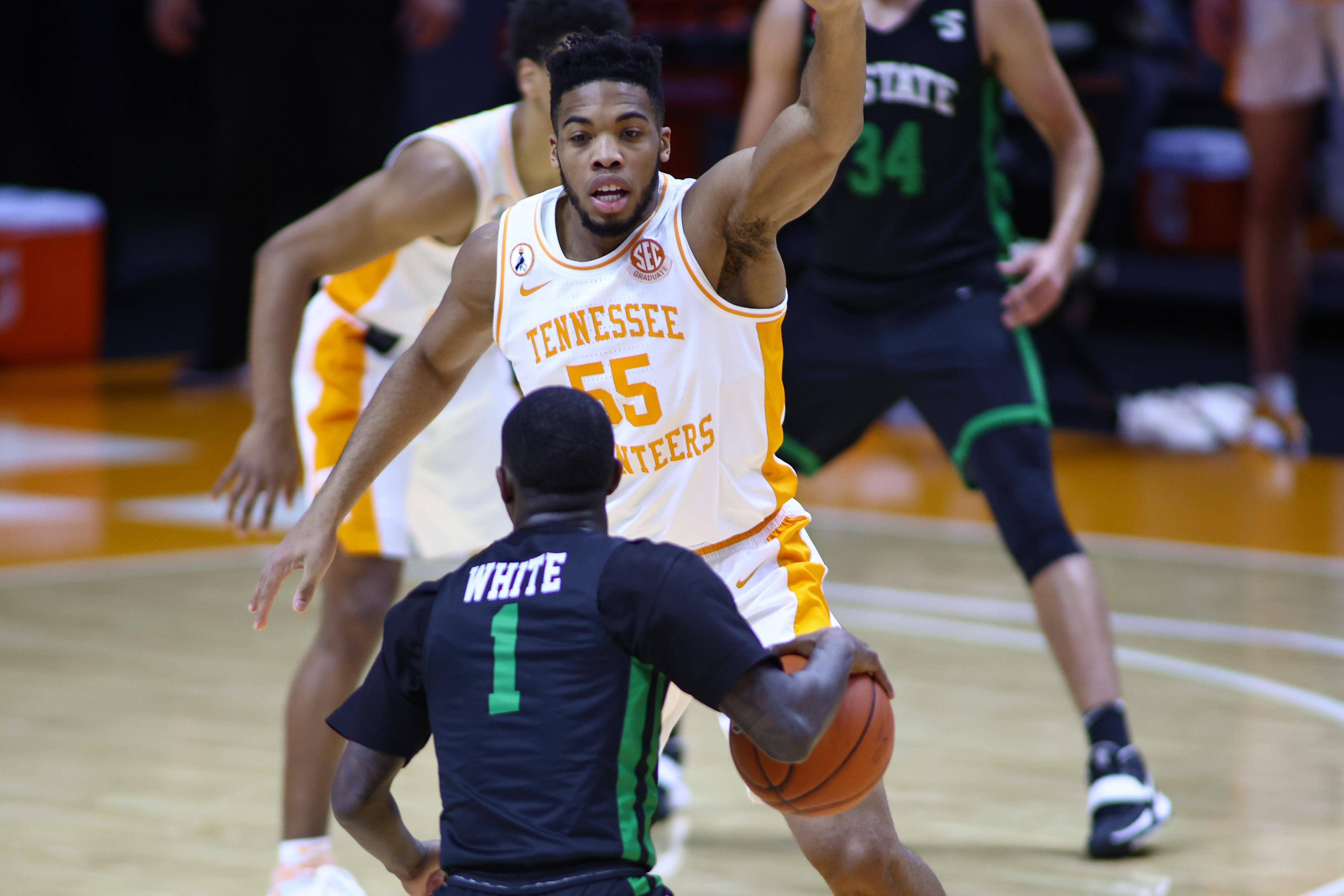 NCAA Basketball: South Carolina Upstate at Tennessee