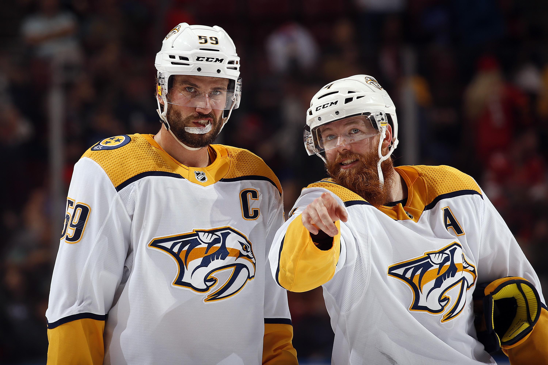 Nashville Predators v Florida Panthers