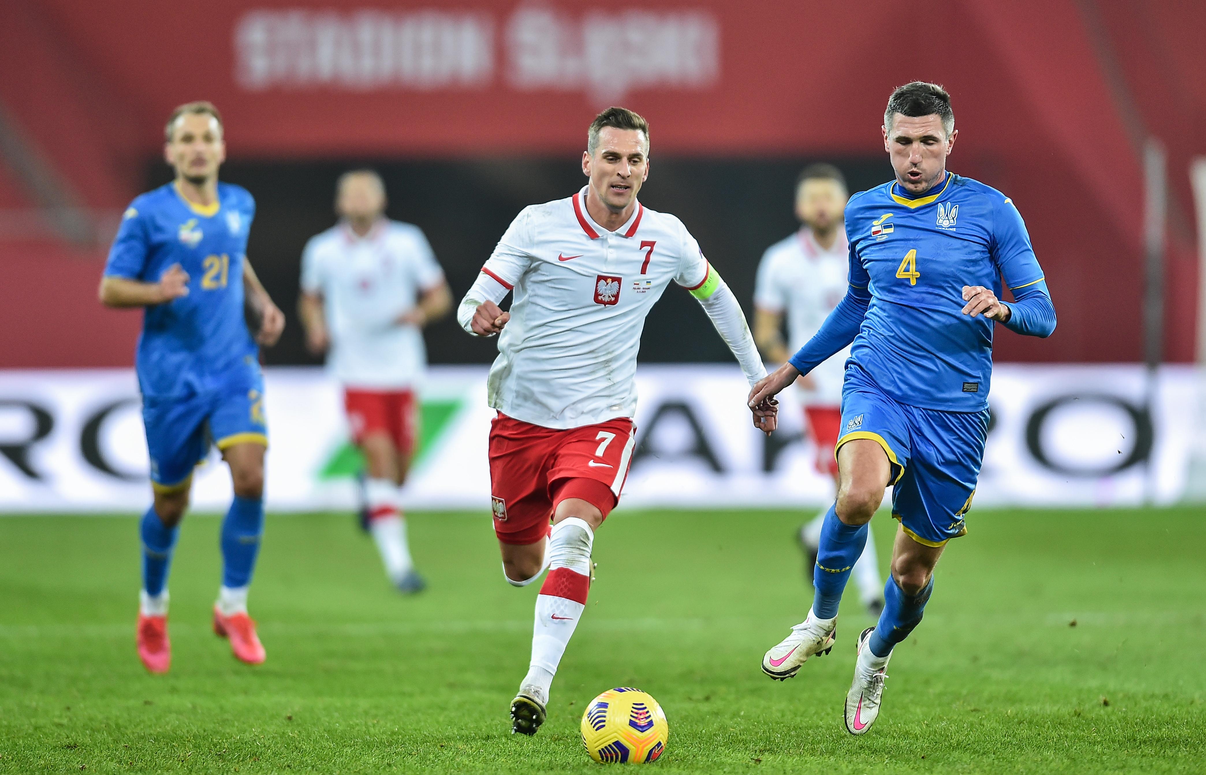 Poland v Ukraine - International Friendly