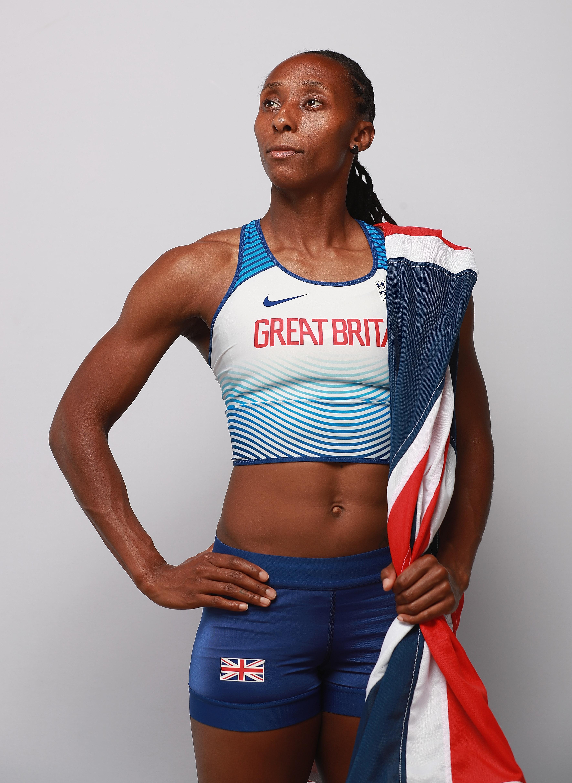 British Athletics Team World Championships Preparation Camp -Day 3