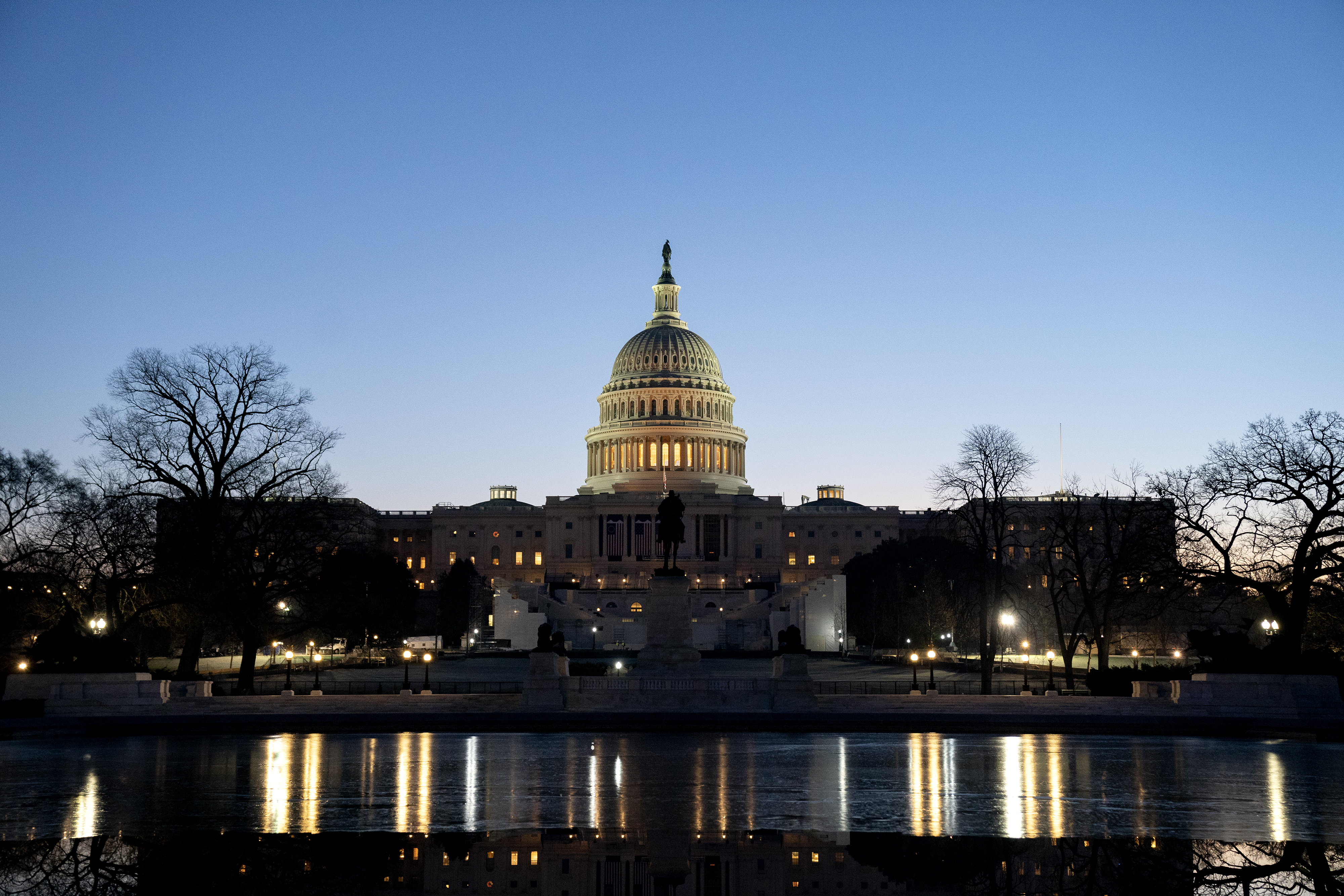 House Votes On Resolution Calling On Vice President Pence To Invoke 25th Amendment