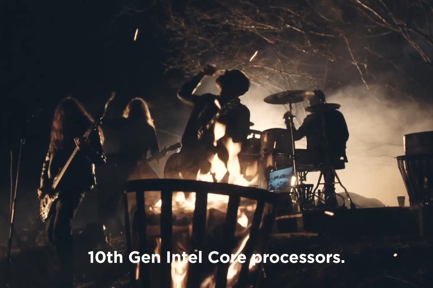 Lenovo commercial