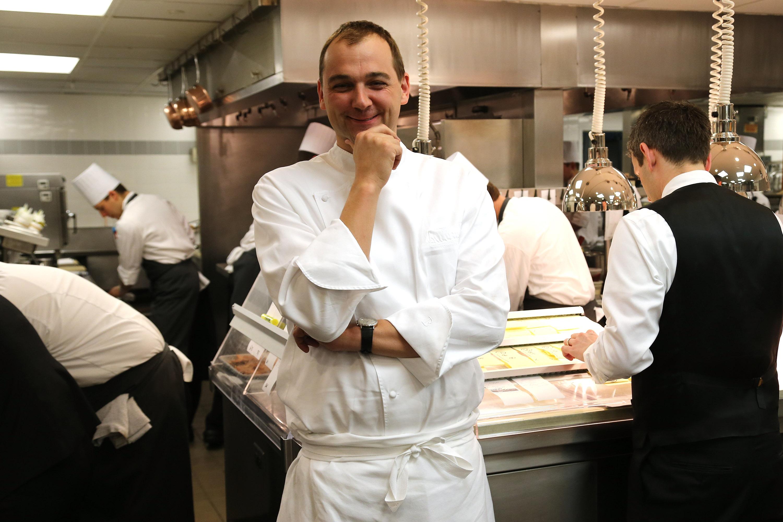 Blancpain Honors Three Star Michelin Chef And Blancpain Enthusiast Daniel Humm