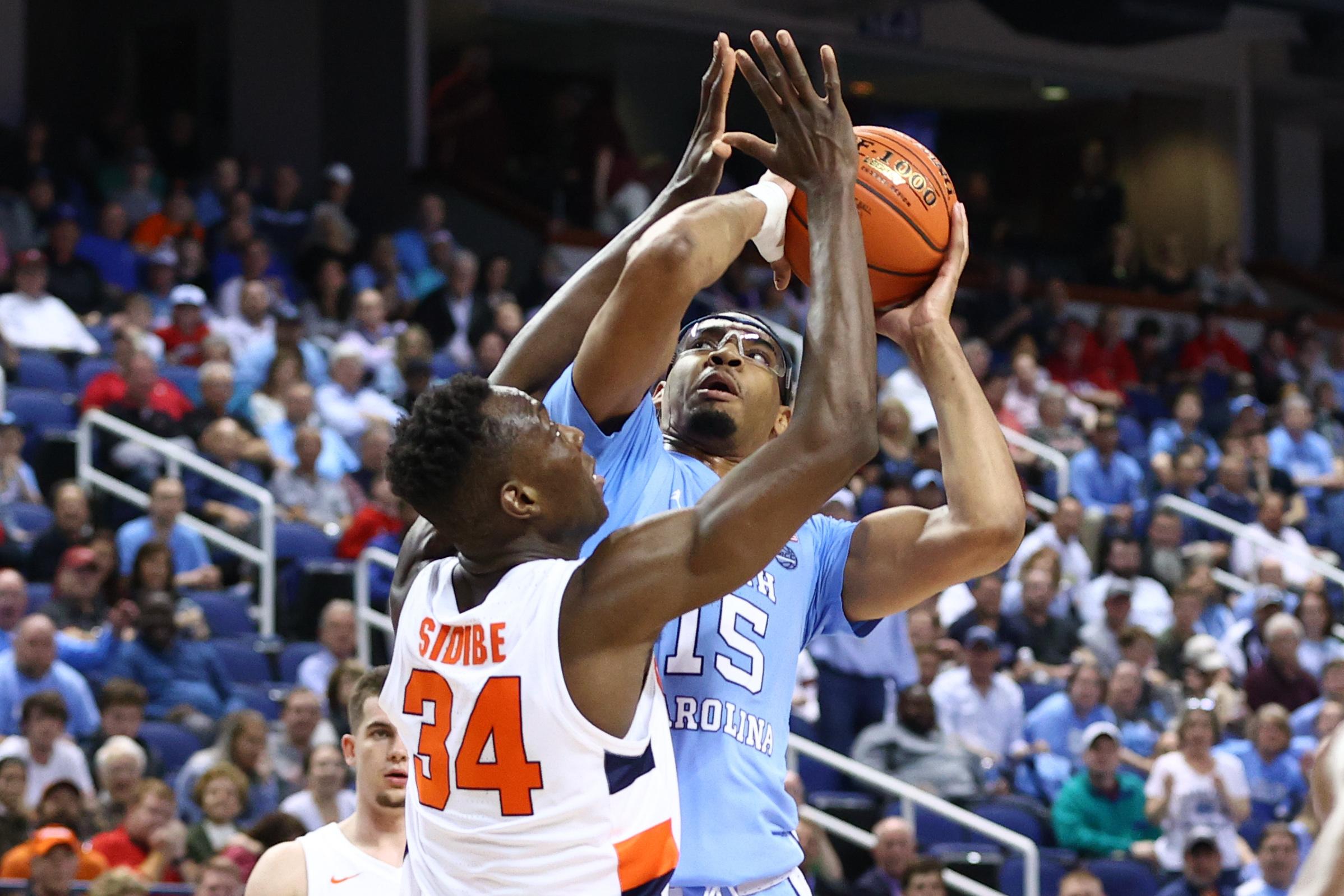 NCAA Basketball: ACC Tournament-Syracuse vs North Carolina