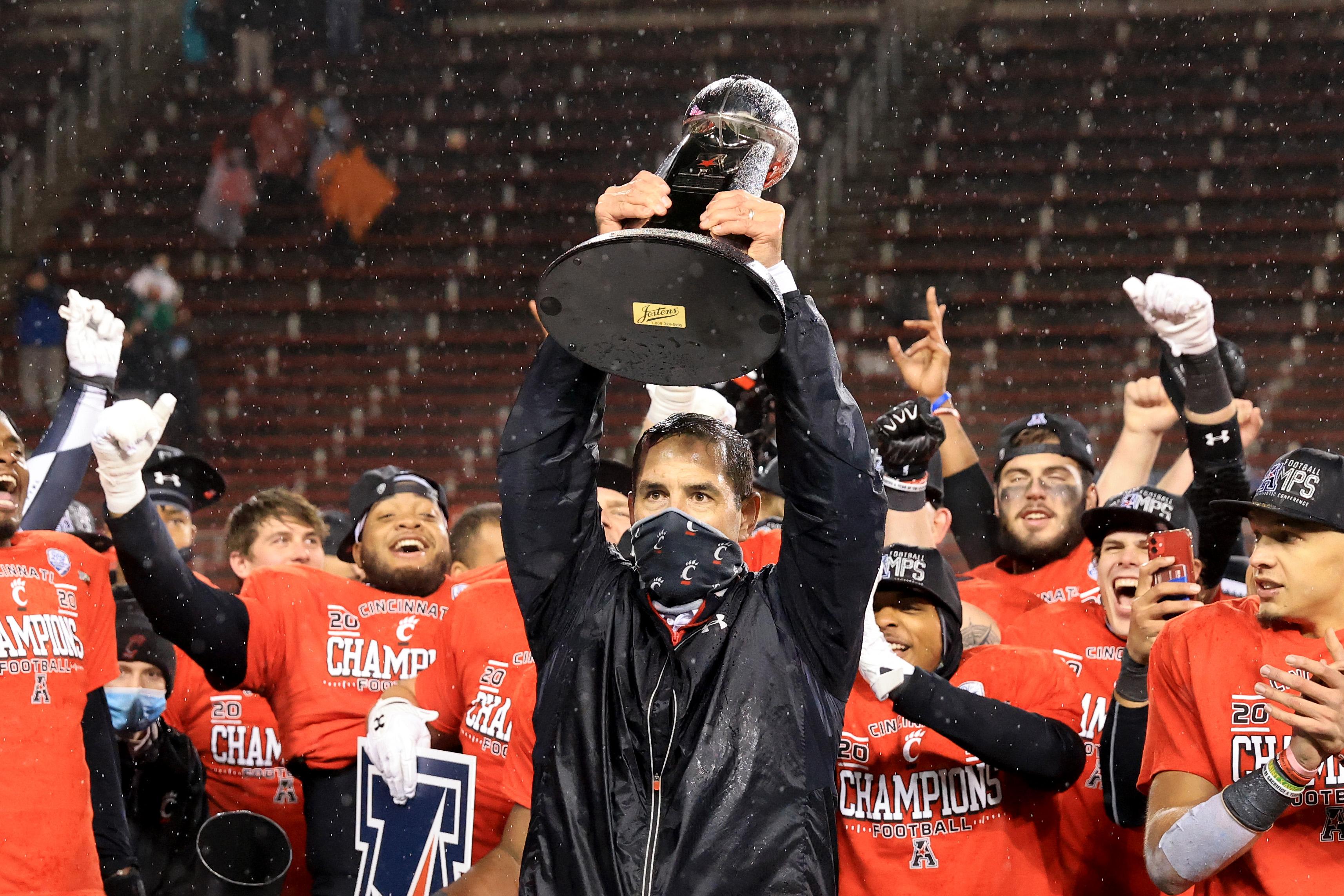 AAC Football Championship - Tulsa v Cincinnati