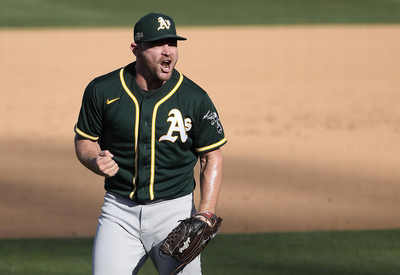Division Series - Oakland Athletics v Houston Astros - Game Three