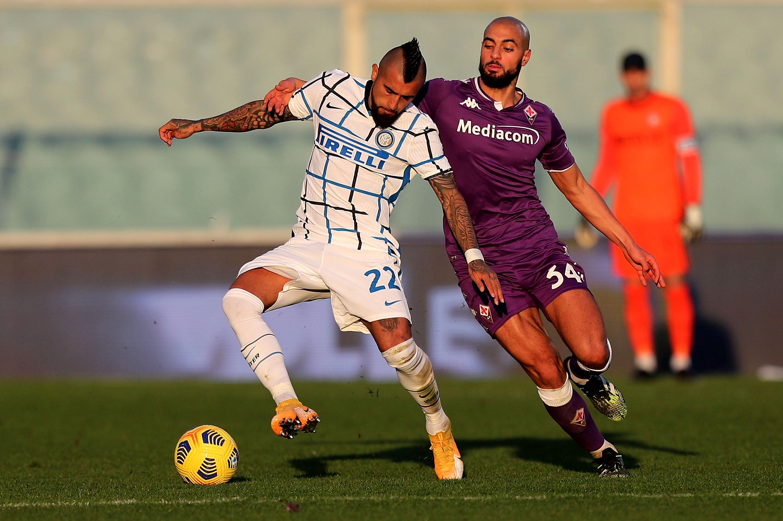 ACF Fiorentina v FC Internazionale - Coppa Italia