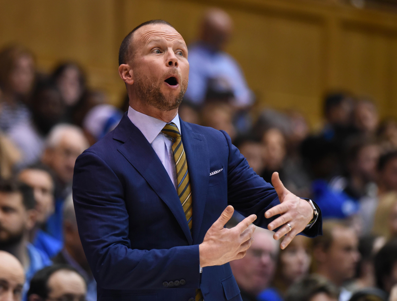 NCAA Basketball: Winthrop at Duke