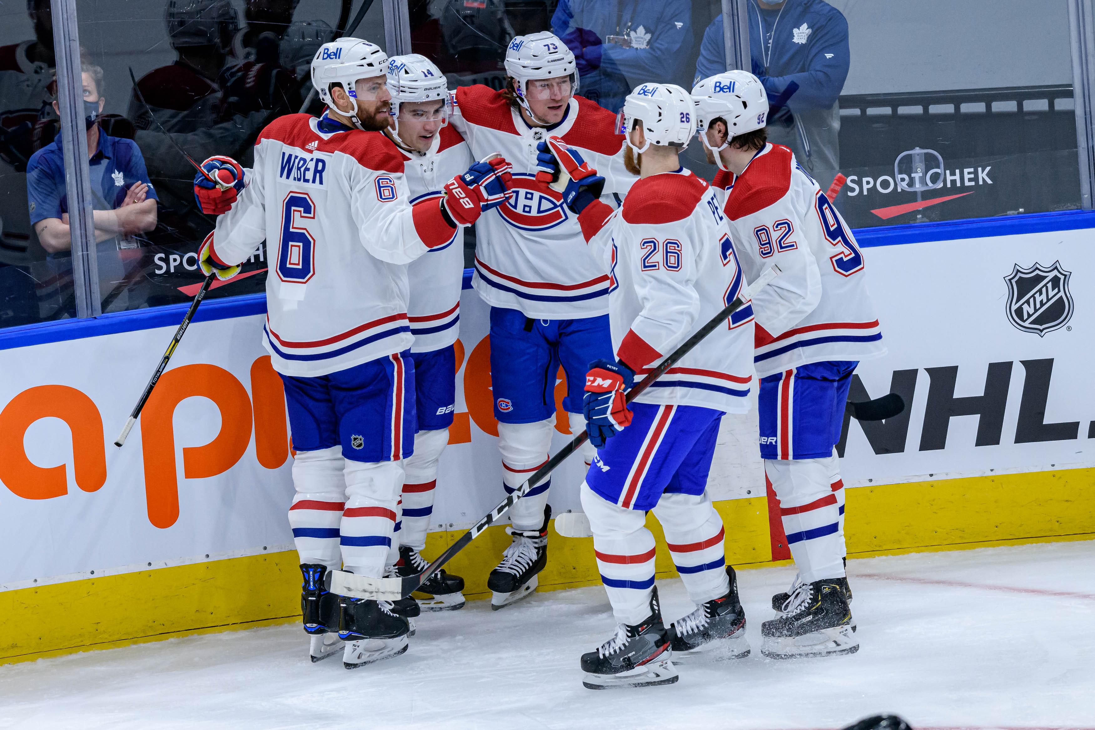 NHL: JAN 13 Canadiens at Maple Leafs