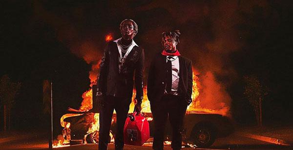 Young Thug and Juice WRLD