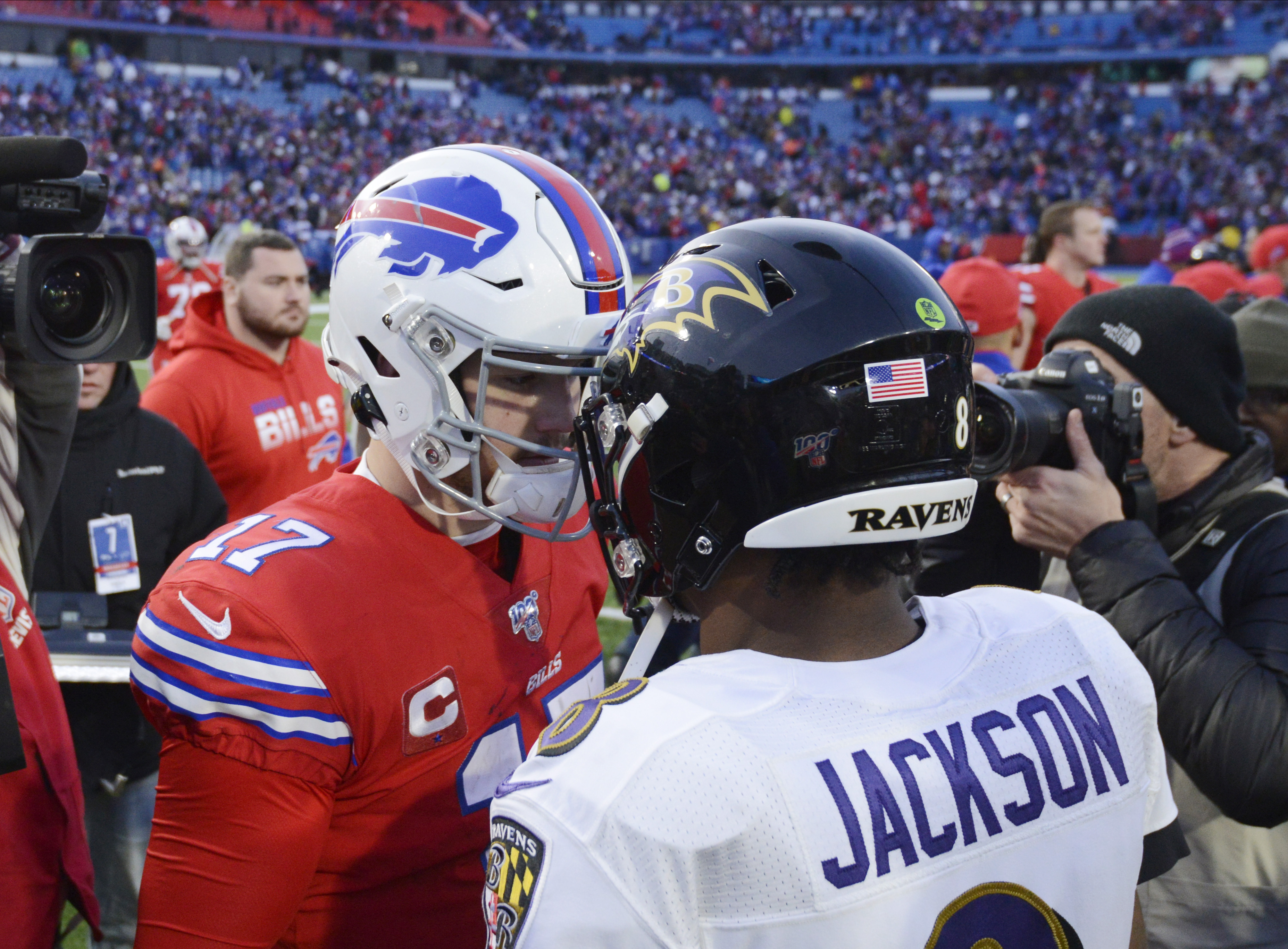 NFL: Baltimore Ravens at Buffalo Bills