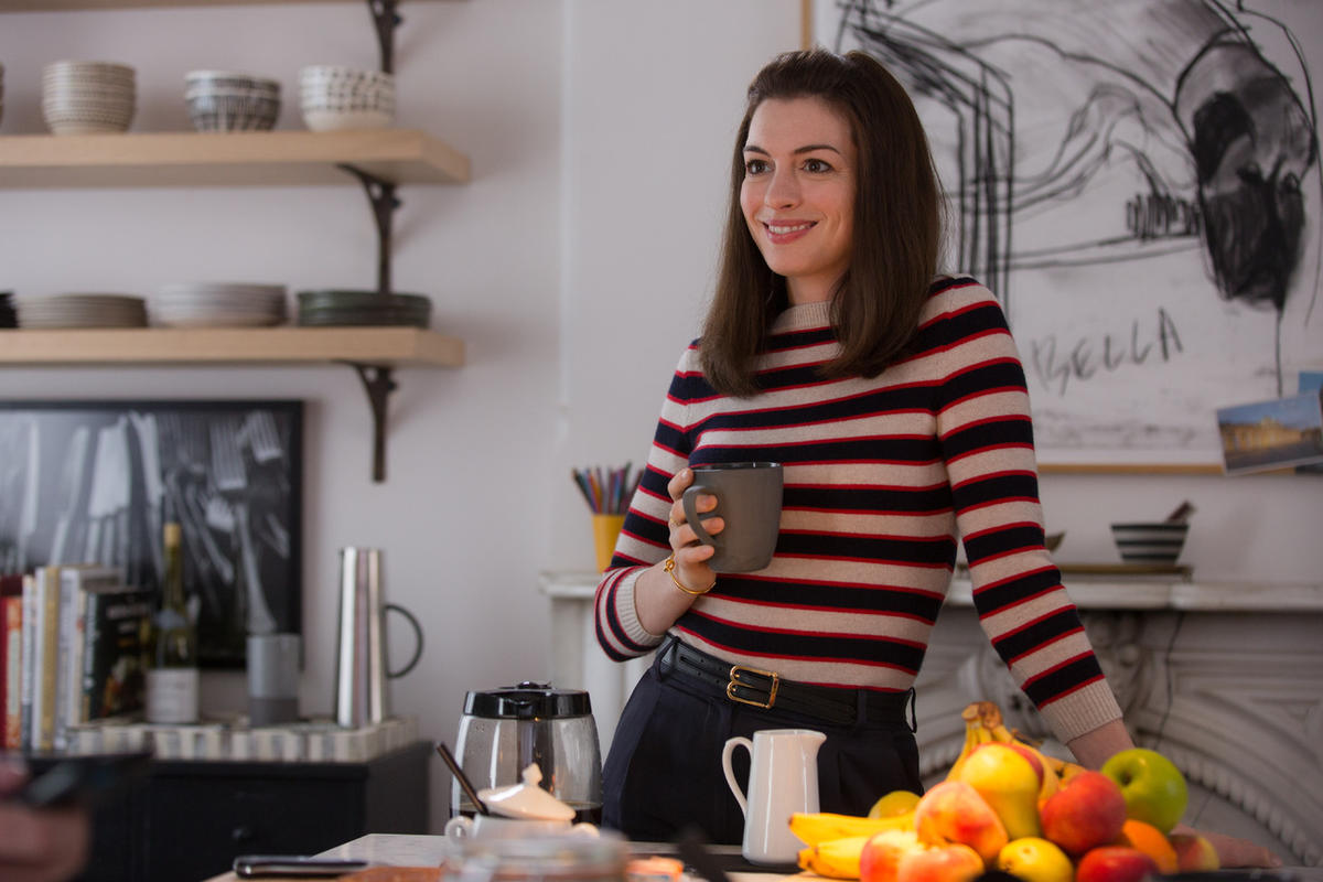 """Anne Hathaway as Jules Ostin in Warner Bros. Pictures' comedy """"The Intern."""""""