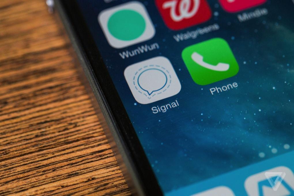 Signal for iOS
