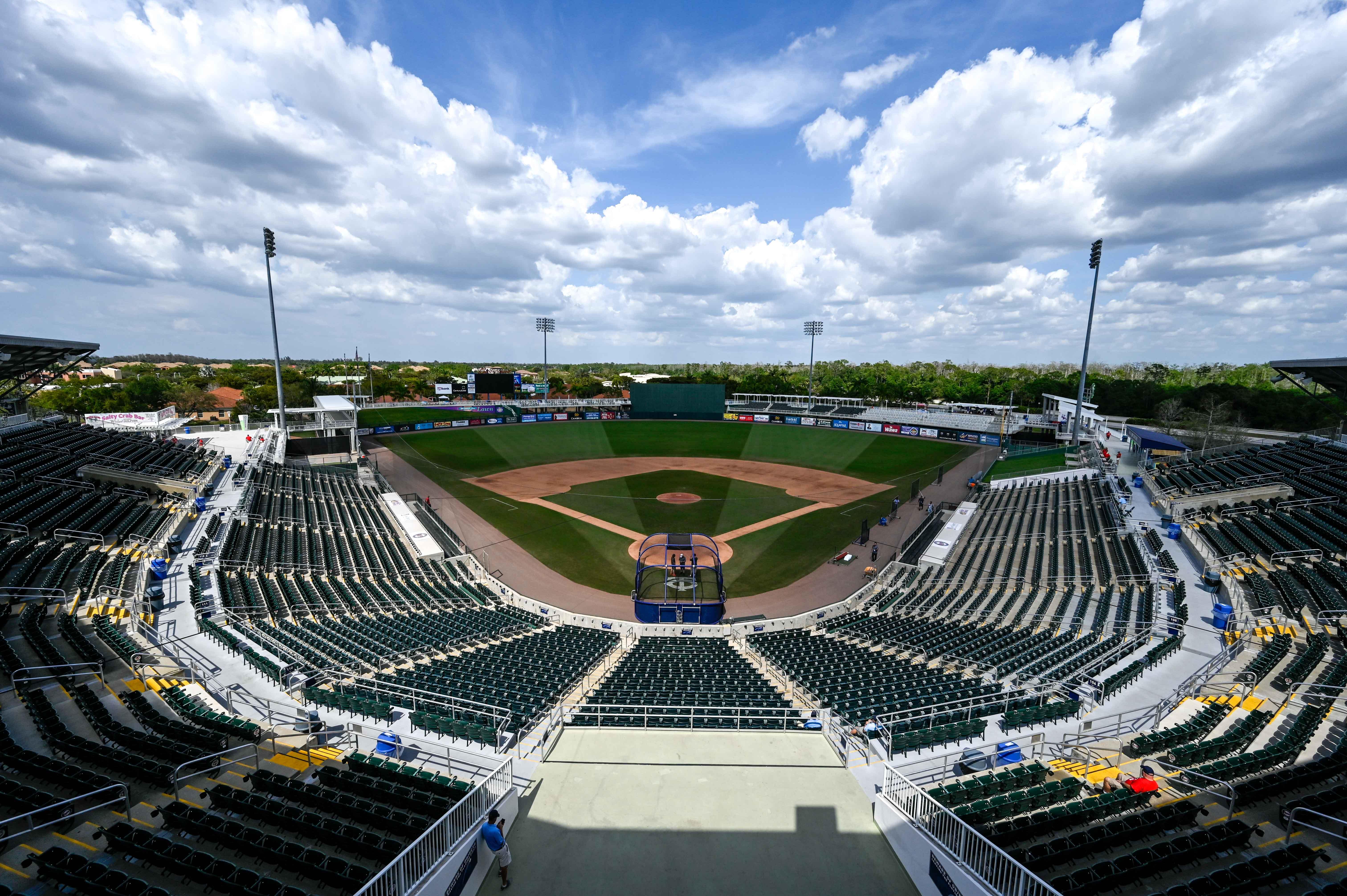 MLB: Spring Training-Baltimore Orioles at Minnesota Twins
