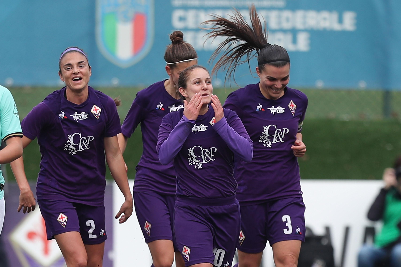 ACF Fiorentina Women v FC Internazioanle Women - Women Serie A