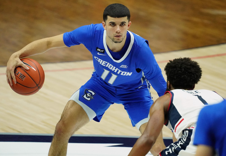 NCAA Basketball: Creighton at Connecticut
