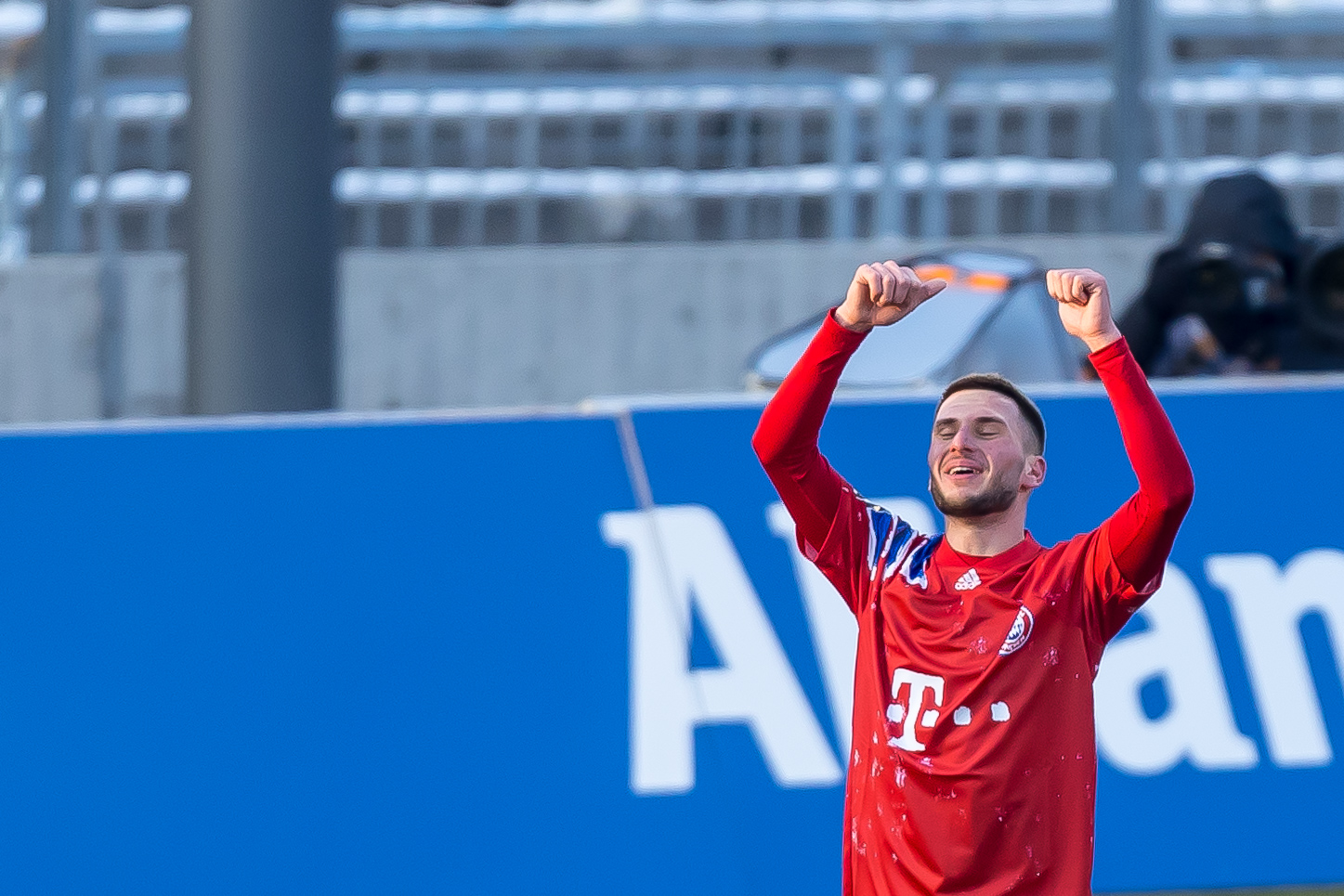 Bayern Muenchen II v TSV 1860 Muenchen - 3. Liga