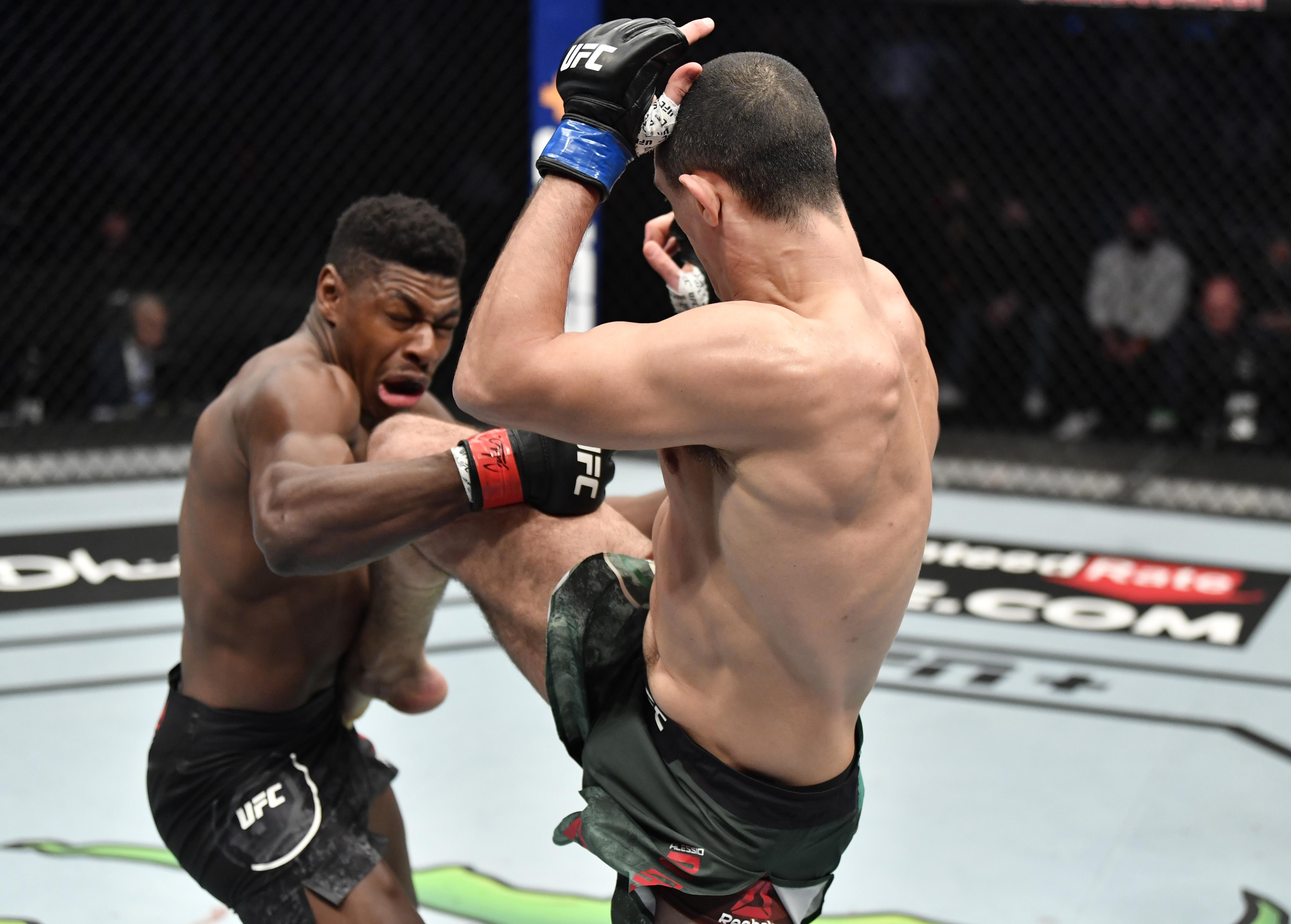 UFC Fight Night: Buckley v di Chirico