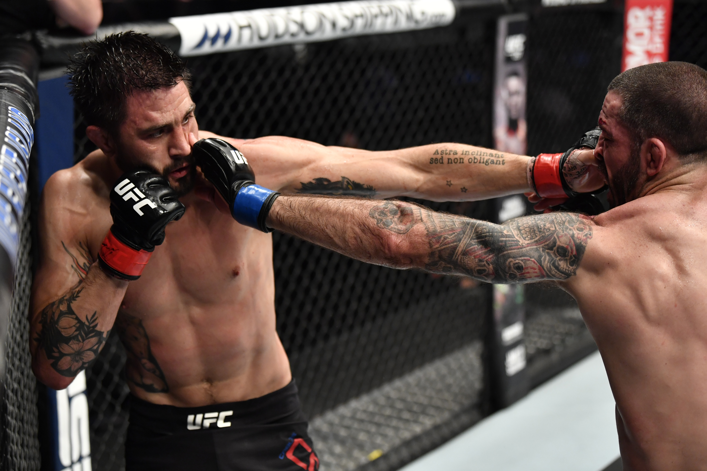 UFC Fight Night: Condit v Brown