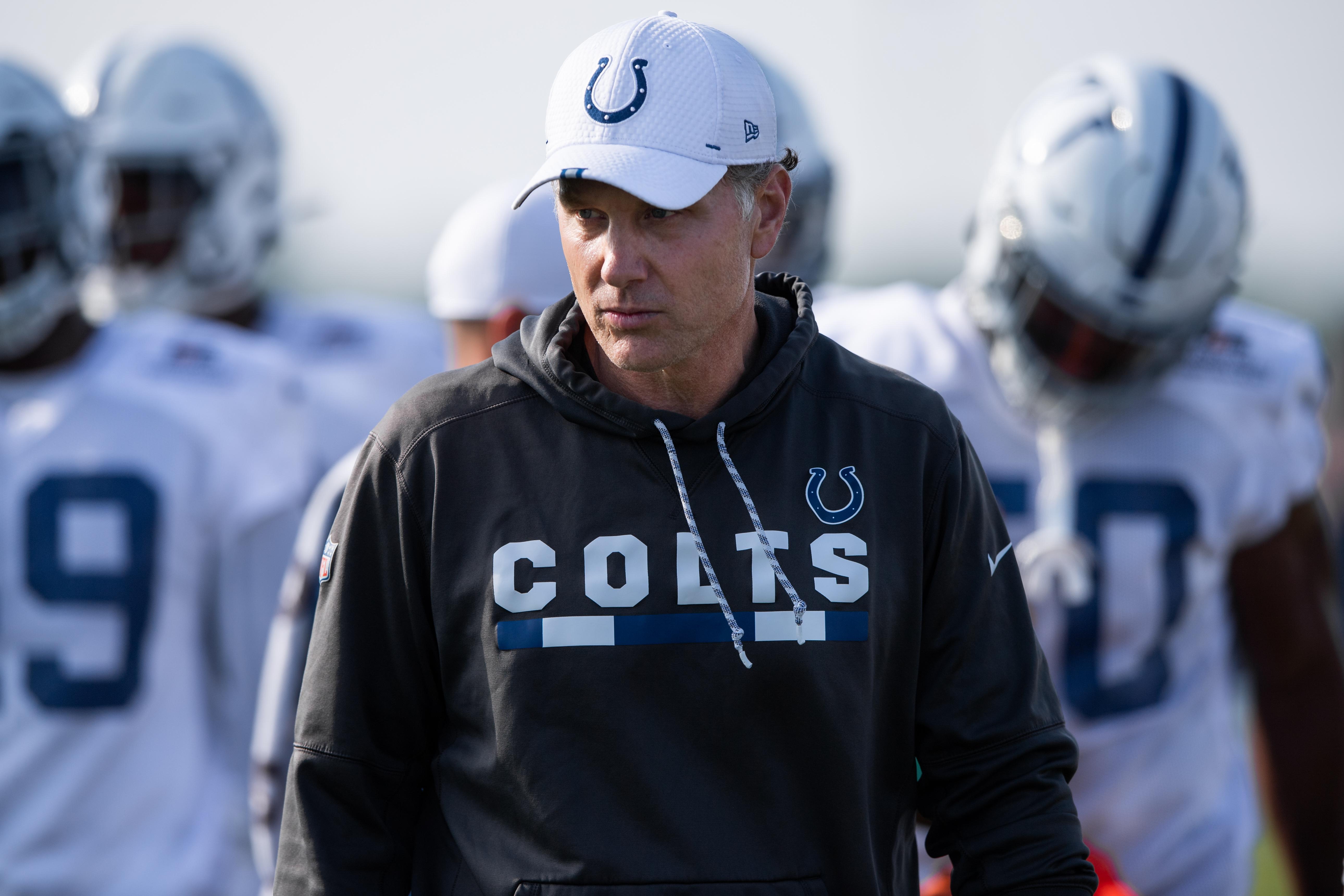 NFL: JUL 30 Colts Training Camp